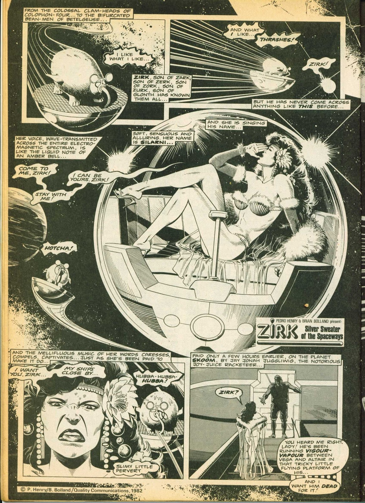 Warrior Issue #3 #4 - English 29