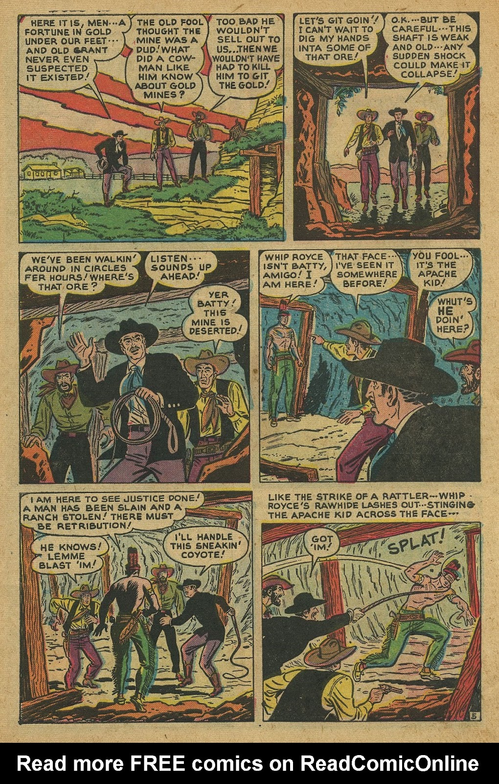 Apache Kid issue 3 - Page 30
