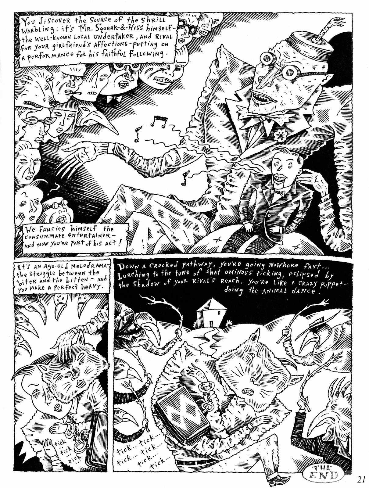 Drawn & Quarterly (1990) issue 7 - Page 23