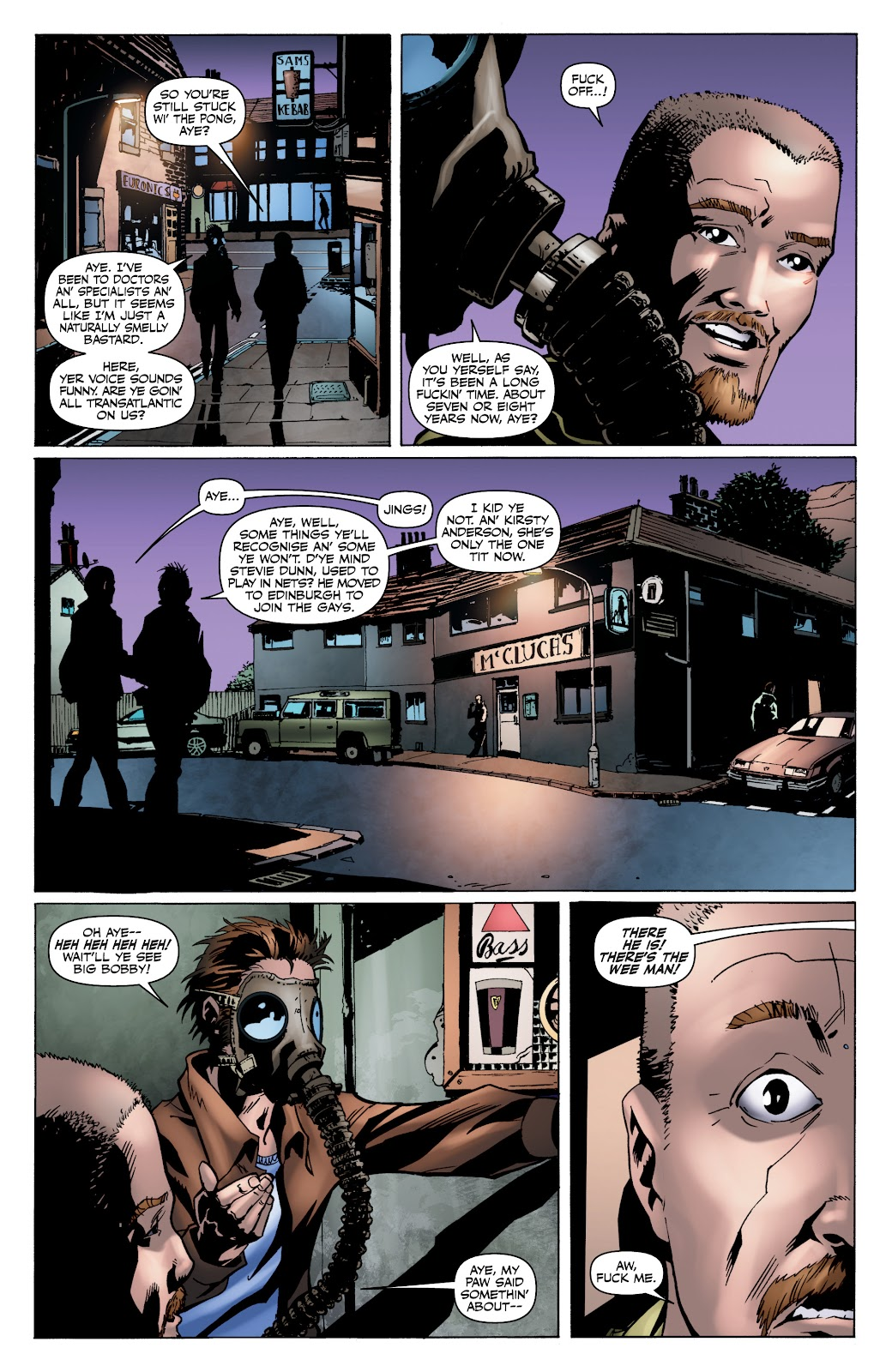 Read online The Boys Omnibus comic -  Issue # TPB 4 (Part 3) - 23