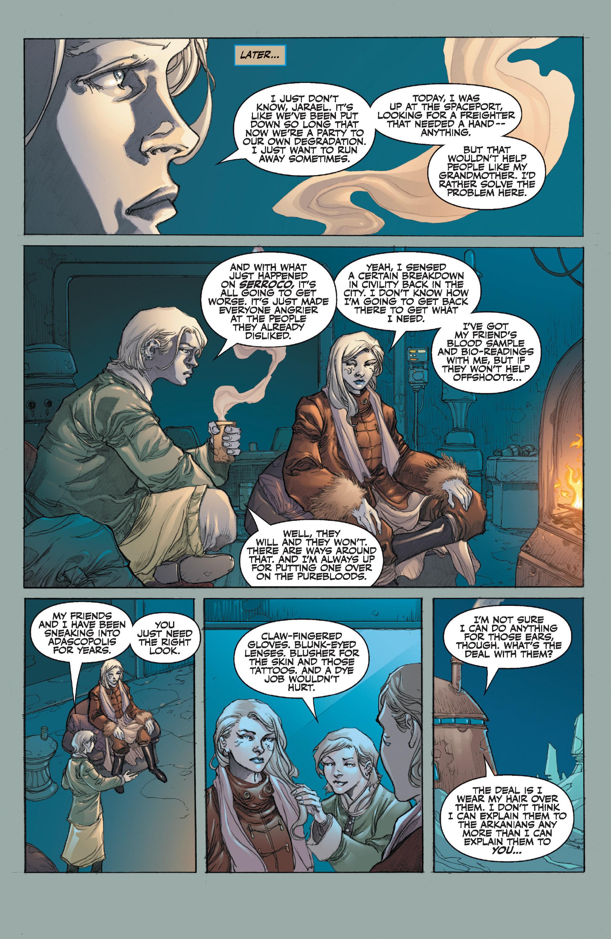 Read online Star Wars Omnibus comic -  Issue # Vol. 29 - 356