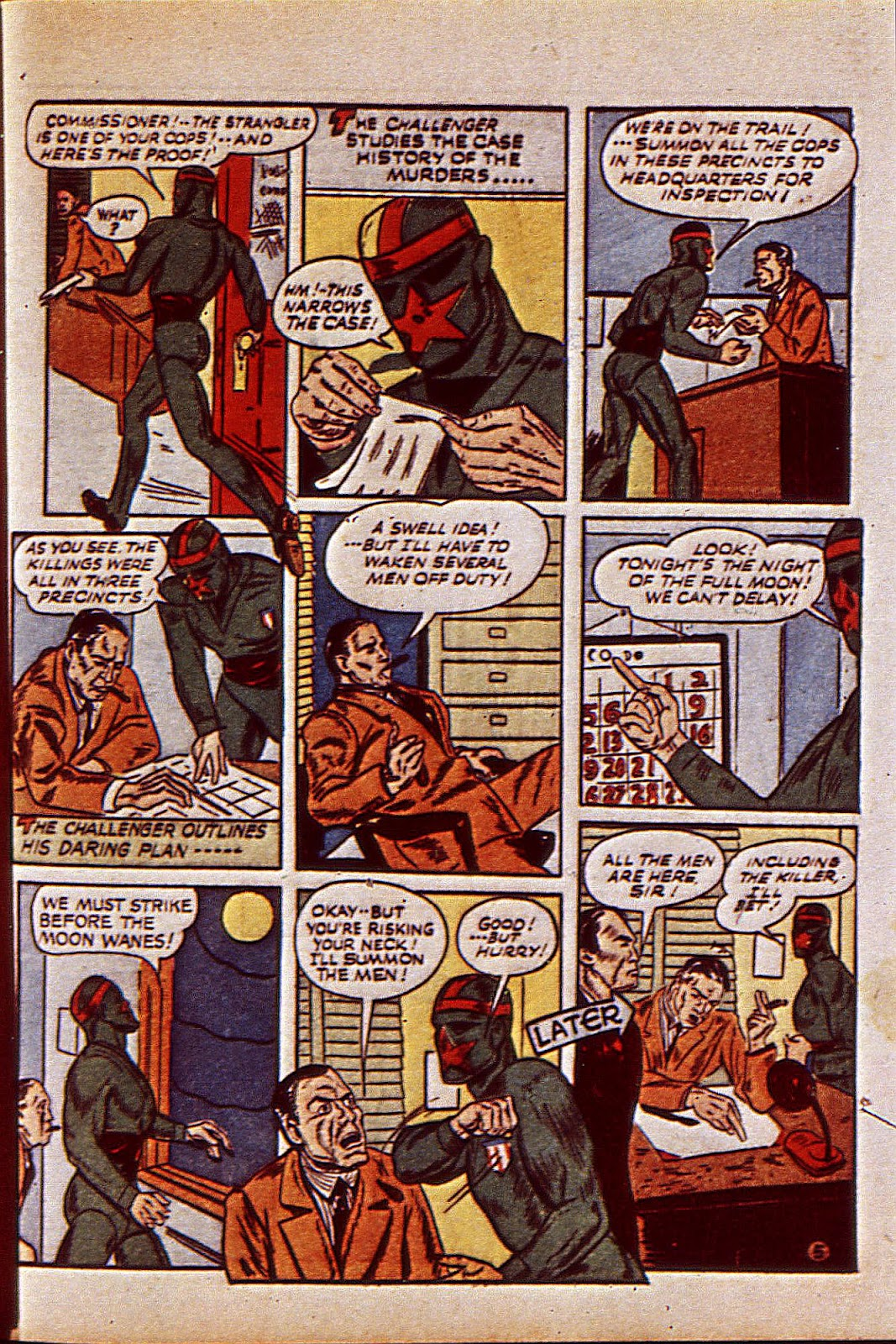 Mystic Comics (1940) issue 6 - Page 56
