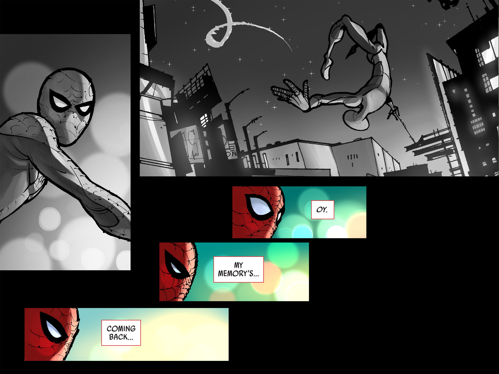 Read online Amazing Spider-Man: Who Am I? comic -  Issue # Full (Part 1) - 197