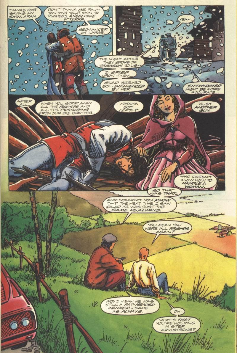 Read online Eternal Warrior (1992) comic -  Issue #8 - 35