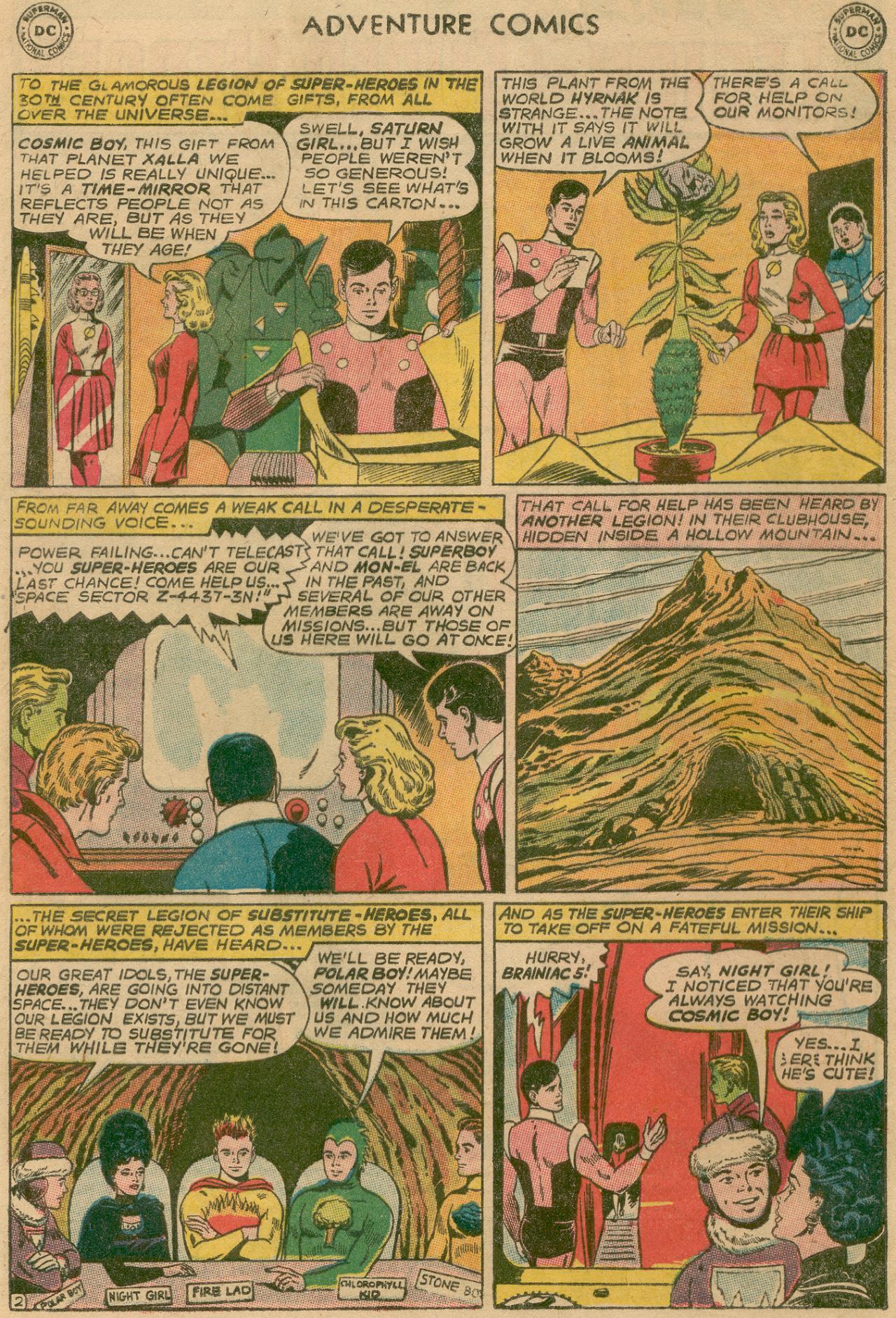 Read online Adventure Comics (1938) comic -  Issue #311 - 3