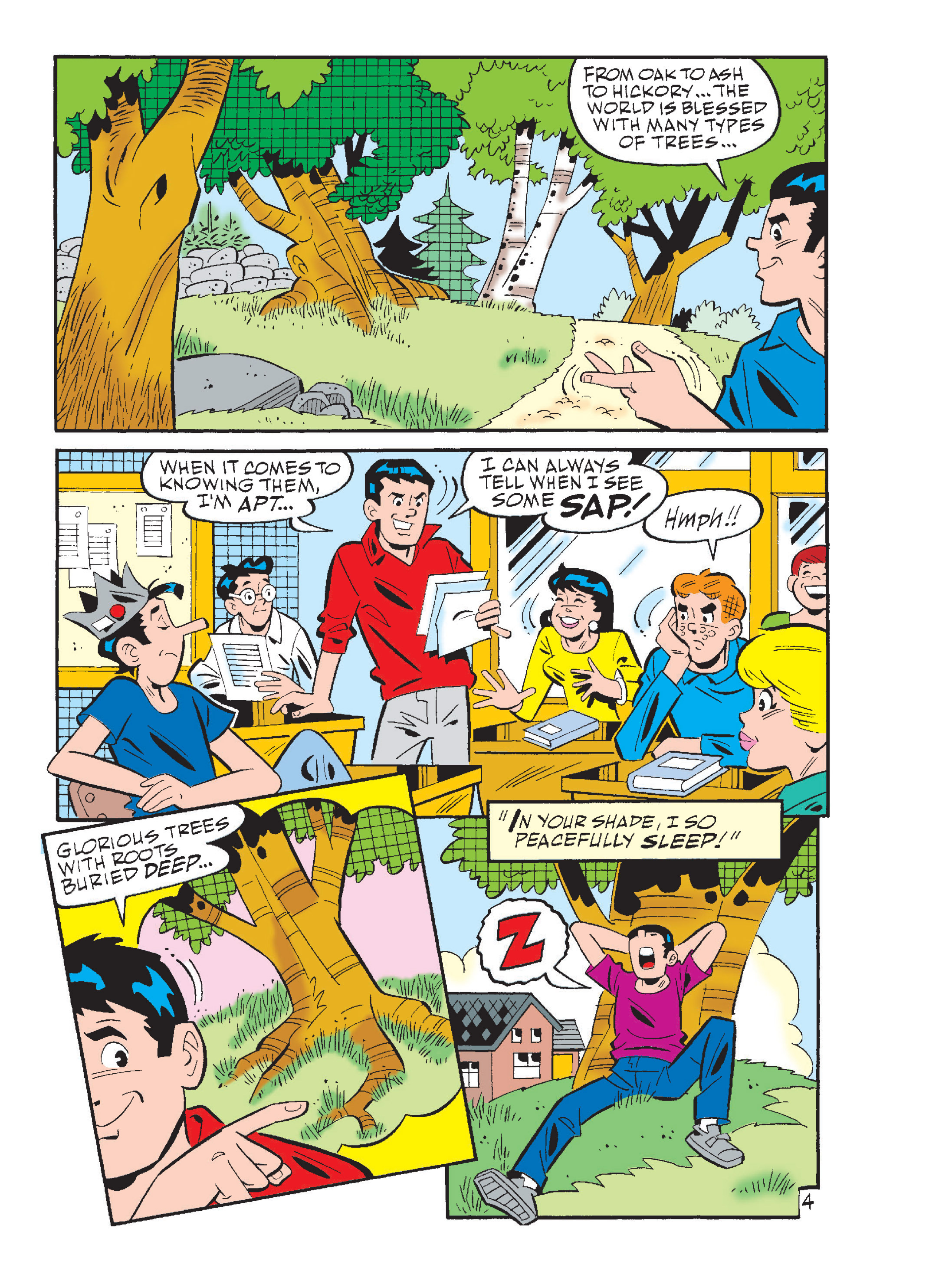 Read online Archie 1000 Page Comics Blowout! comic -  Issue # TPB (Part 2) - 125