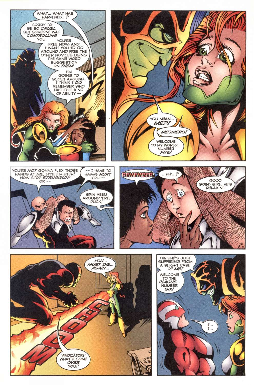 Read online Alpha Flight (1997) comic -  Issue #4 - 23
