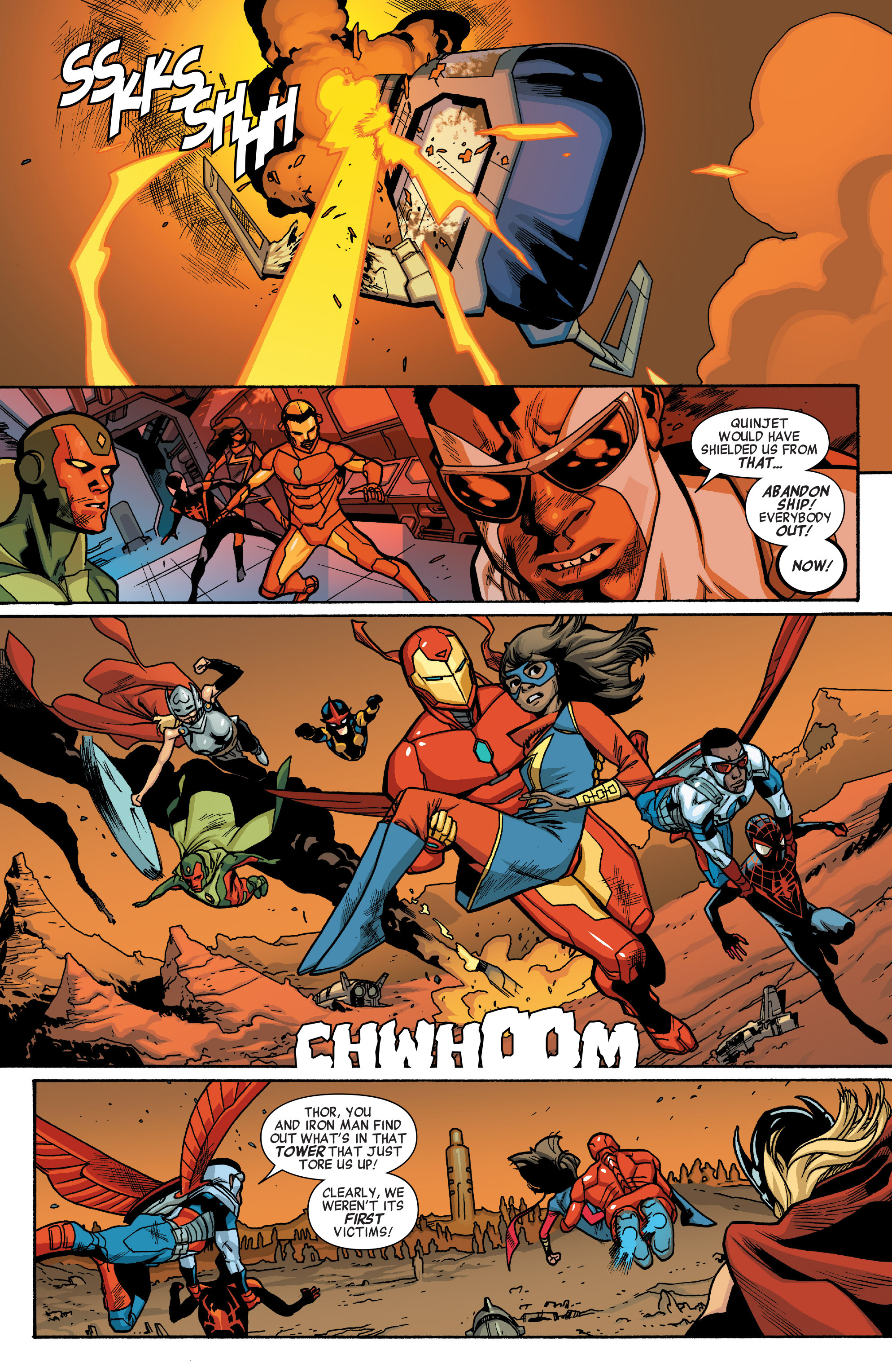 Read online All-New, All-Different Avengers comic -  Issue #10 - 8