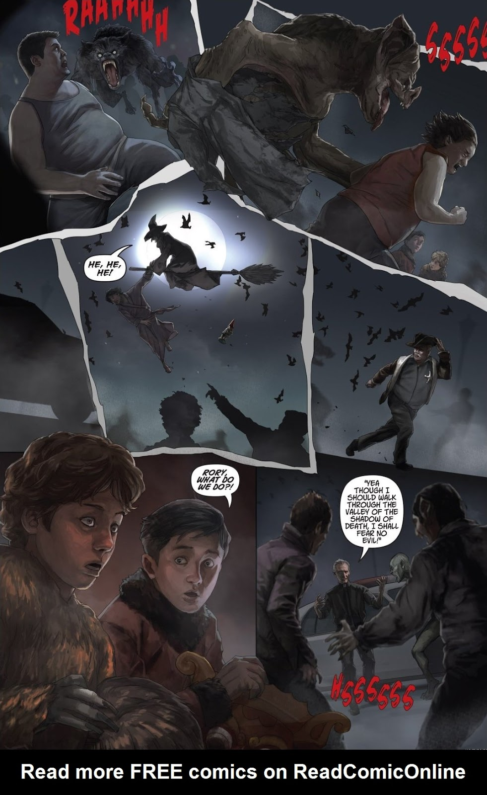 Read online Trick 'r Treat: Days of the Dead comic -  Issue # TPB - 108