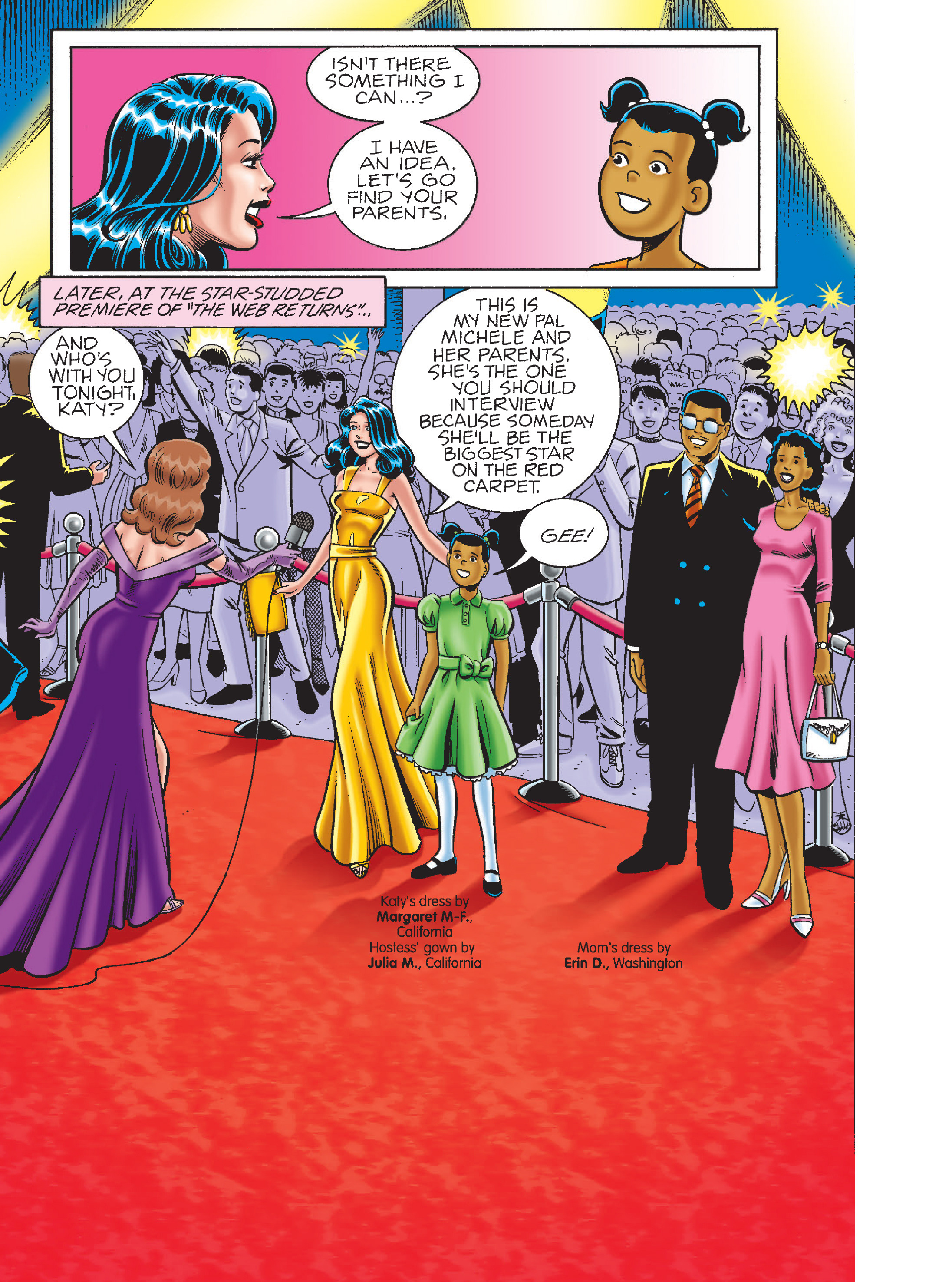 Read online Archie 75th Anniversary Digest comic -  Issue #5 - 203