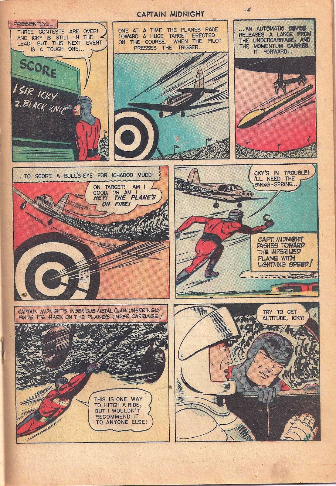 Captain Midnight (1942) issue 53 - Page 27
