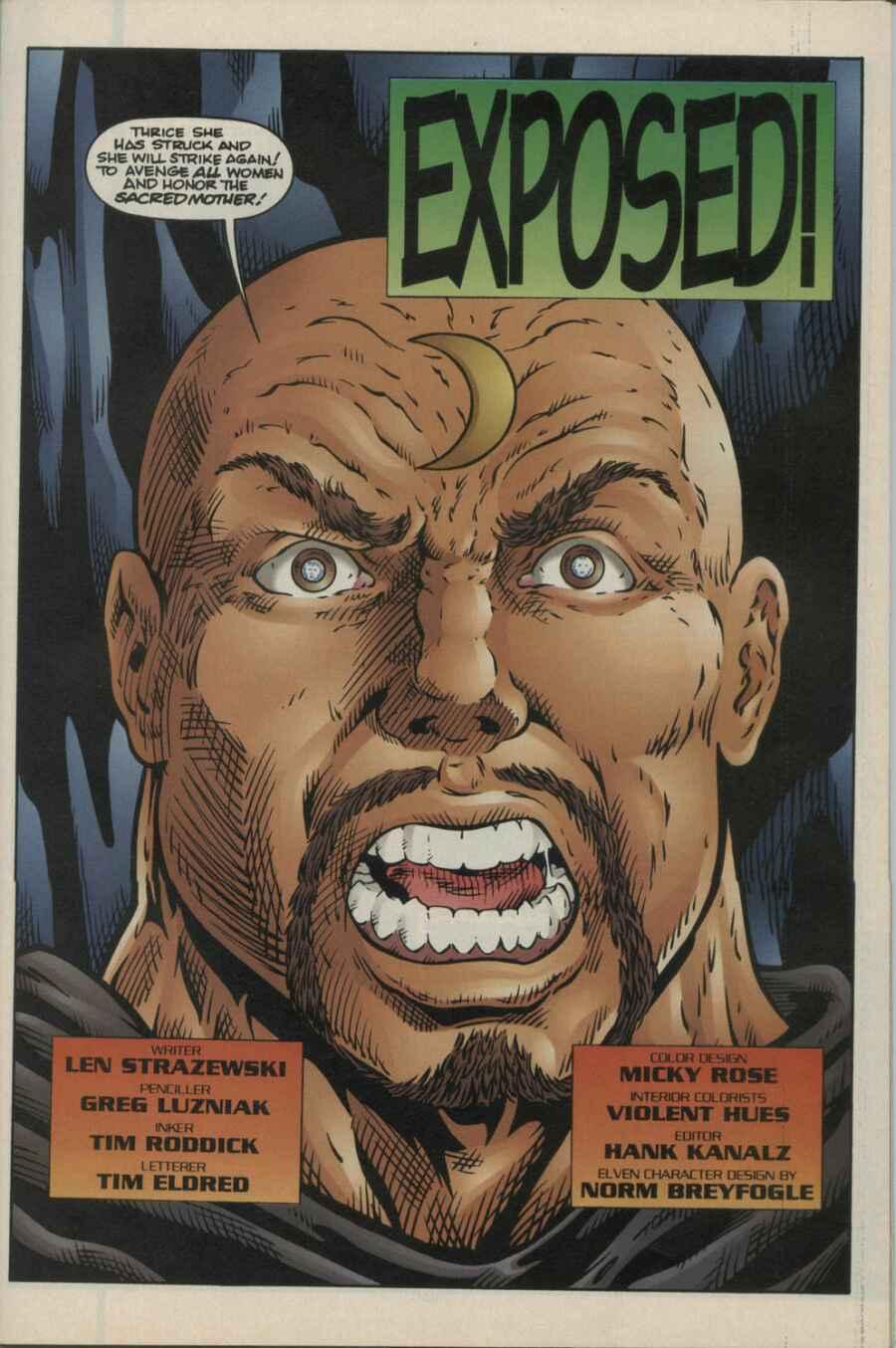 Read online Ultraverse Premiere comic -  Issue #2 - 9