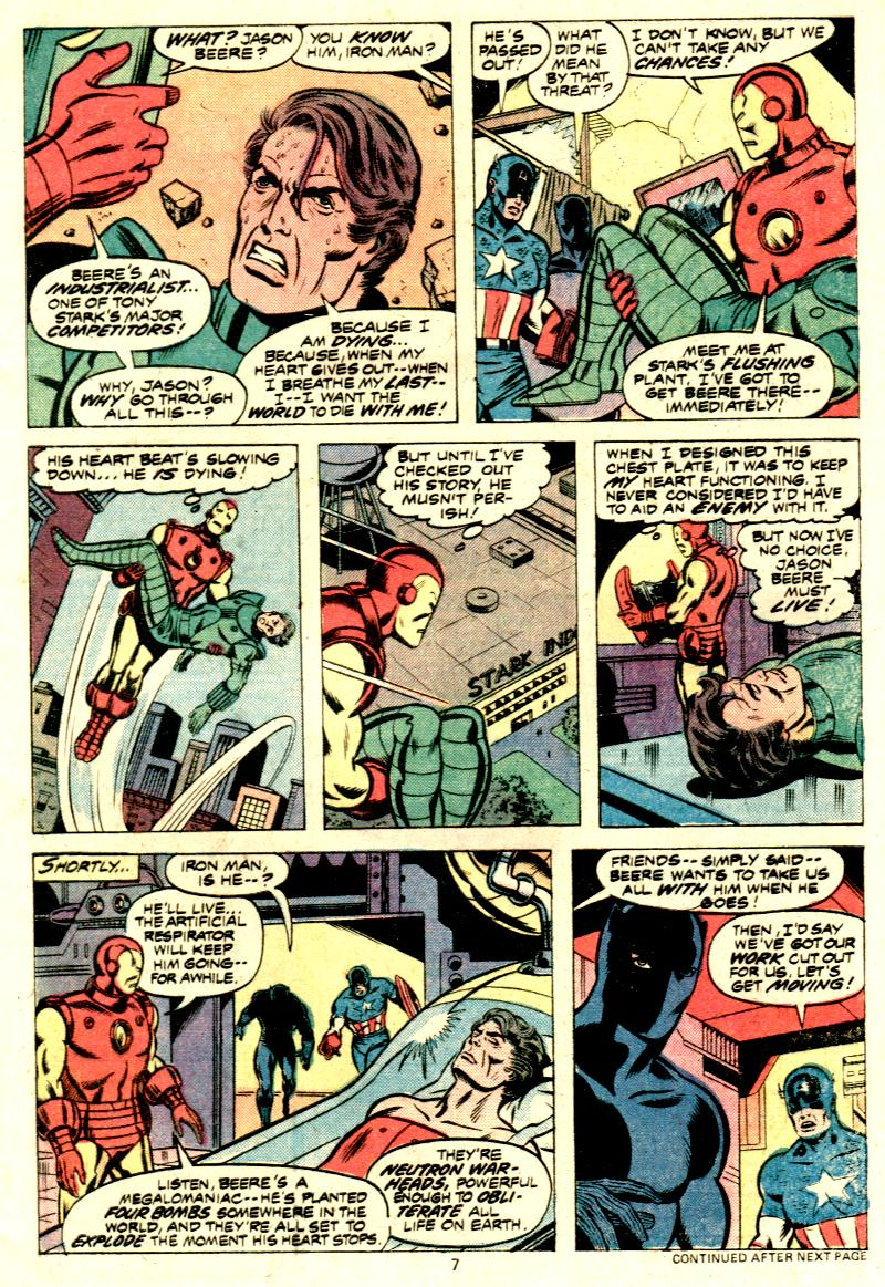 The Avengers (1963) 169 Page 5