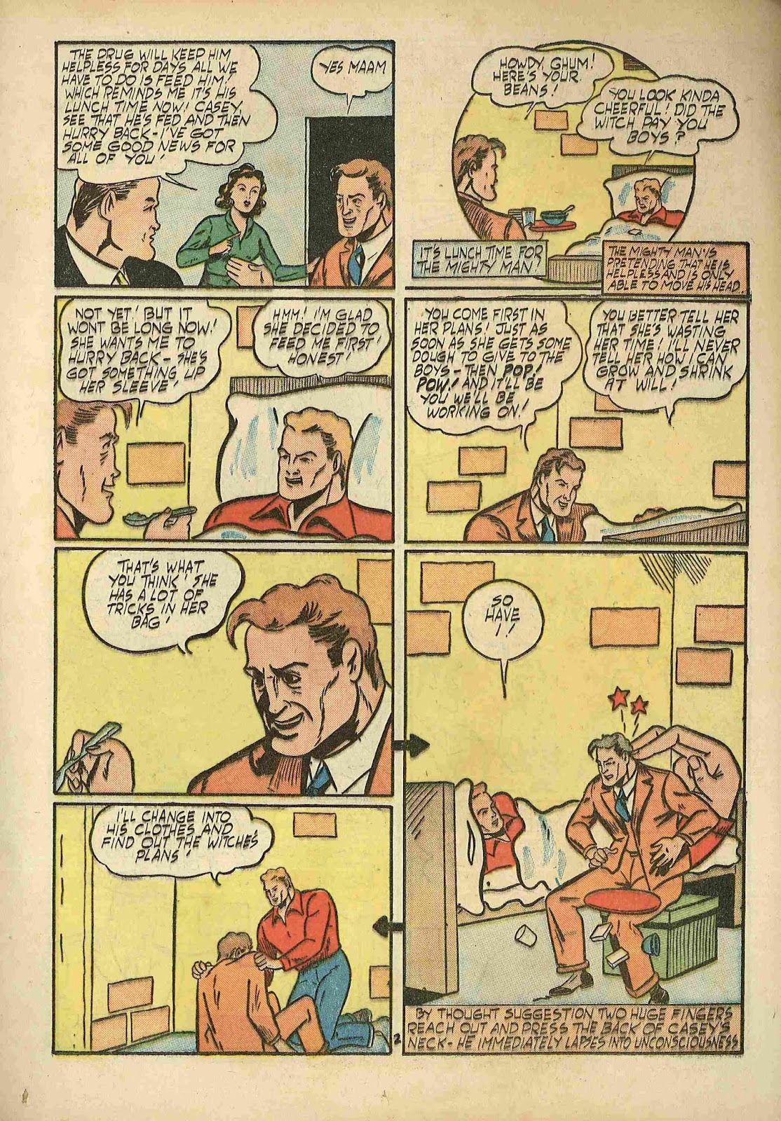 Stars and Stripes Comics issue 2 - Page 31