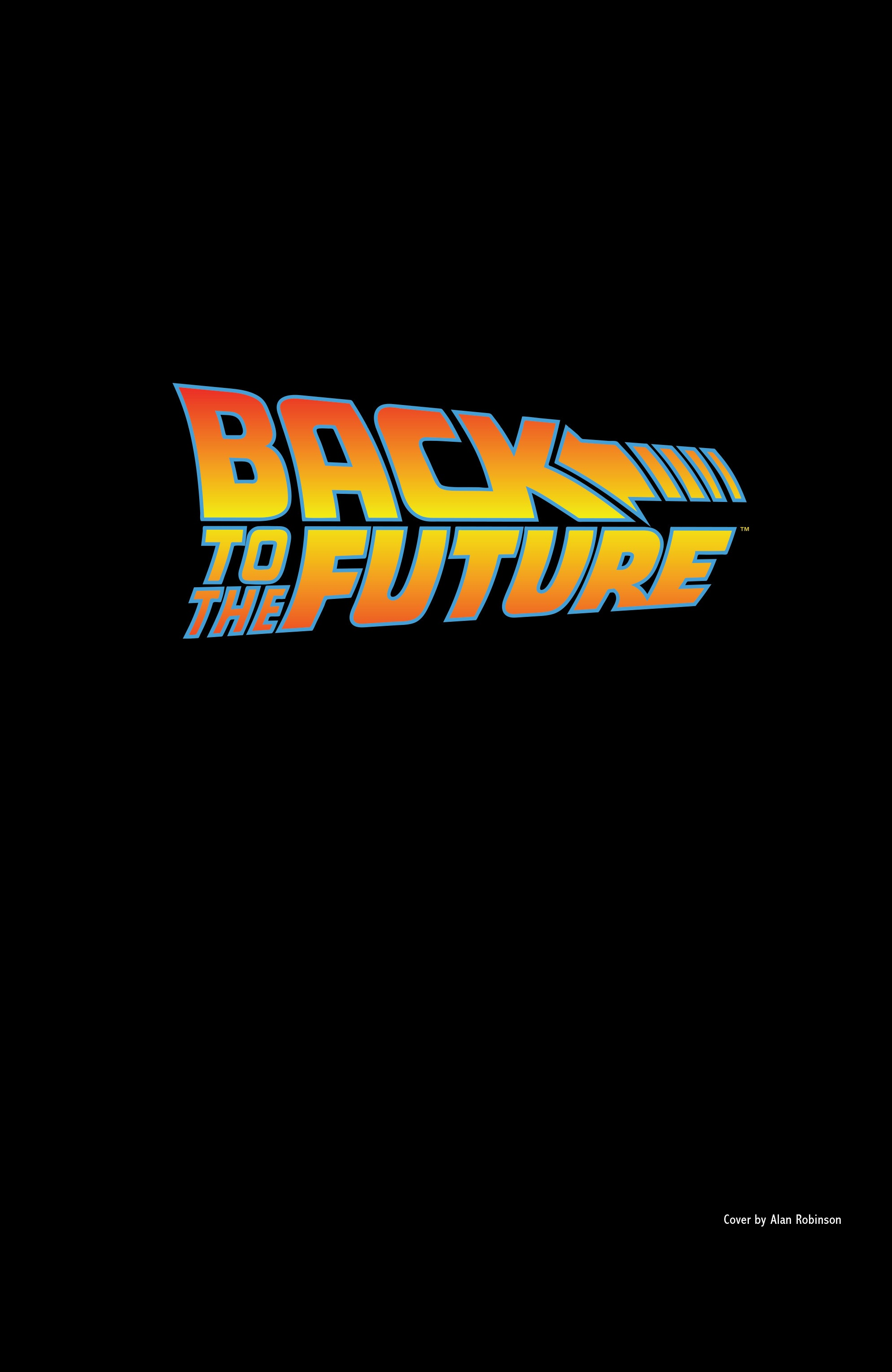 Read online Back to the Future: Biff to the Future comic -  Issue #1 - 24