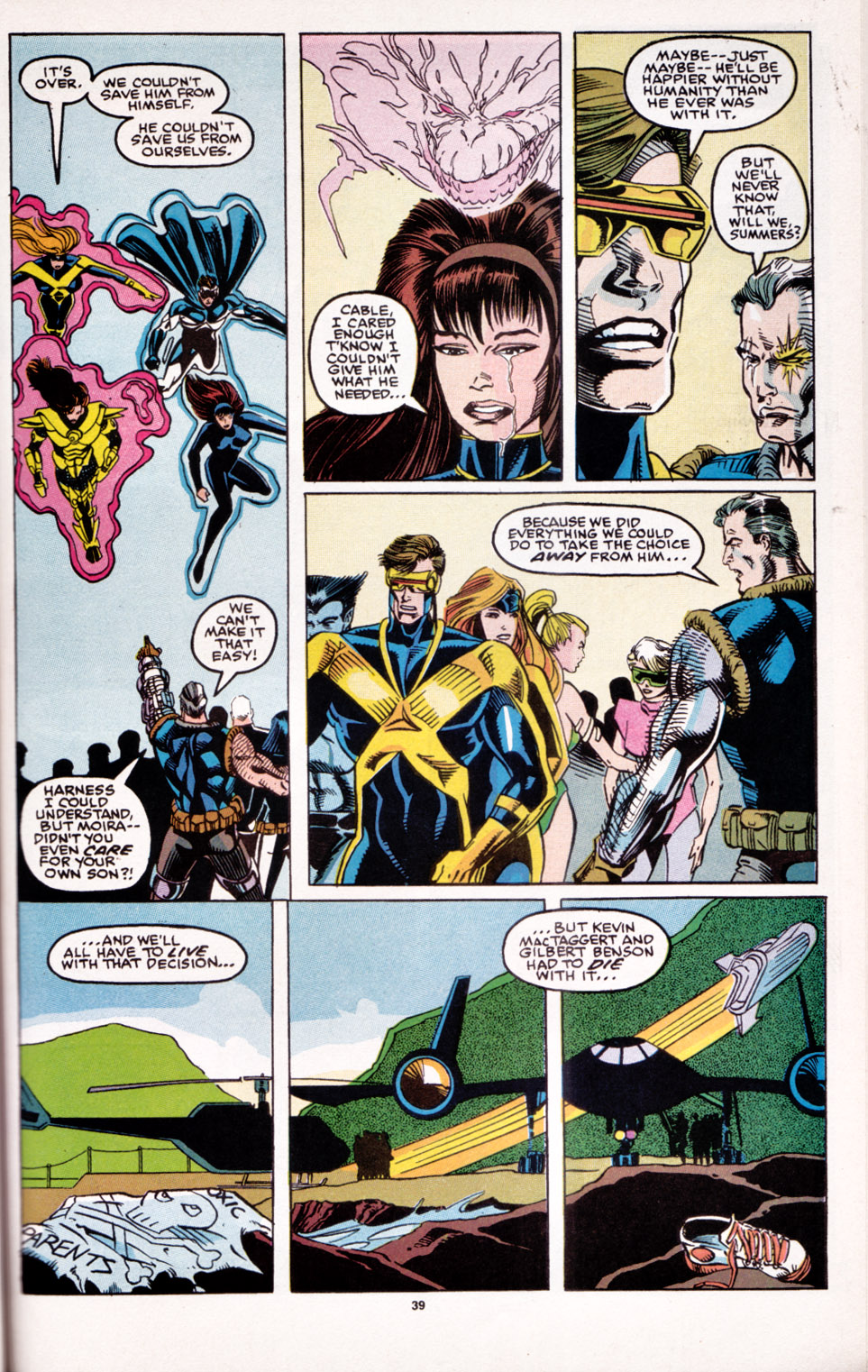 Read online X-Factor (1986) comic -  Issue # _ Annual 6 - 34