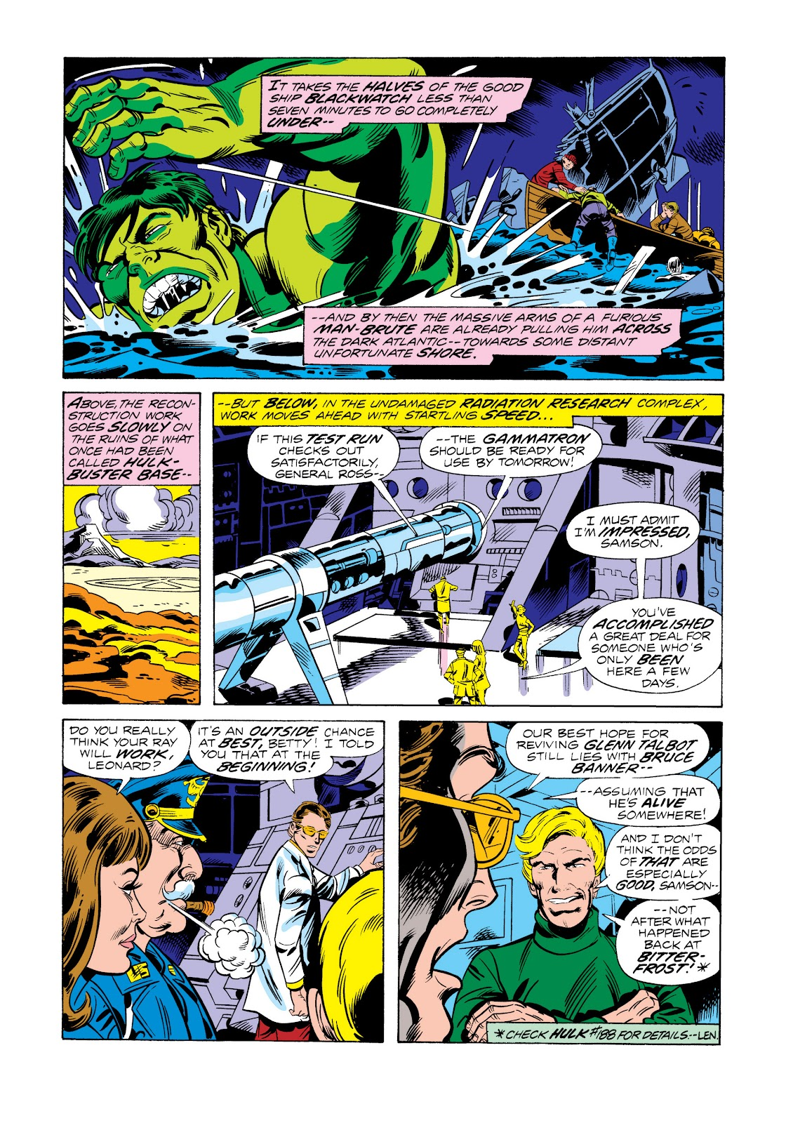 Read online Marvel Masterworks: The Incredible Hulk comic -  Issue # TPB 11 (Part 2) - 83