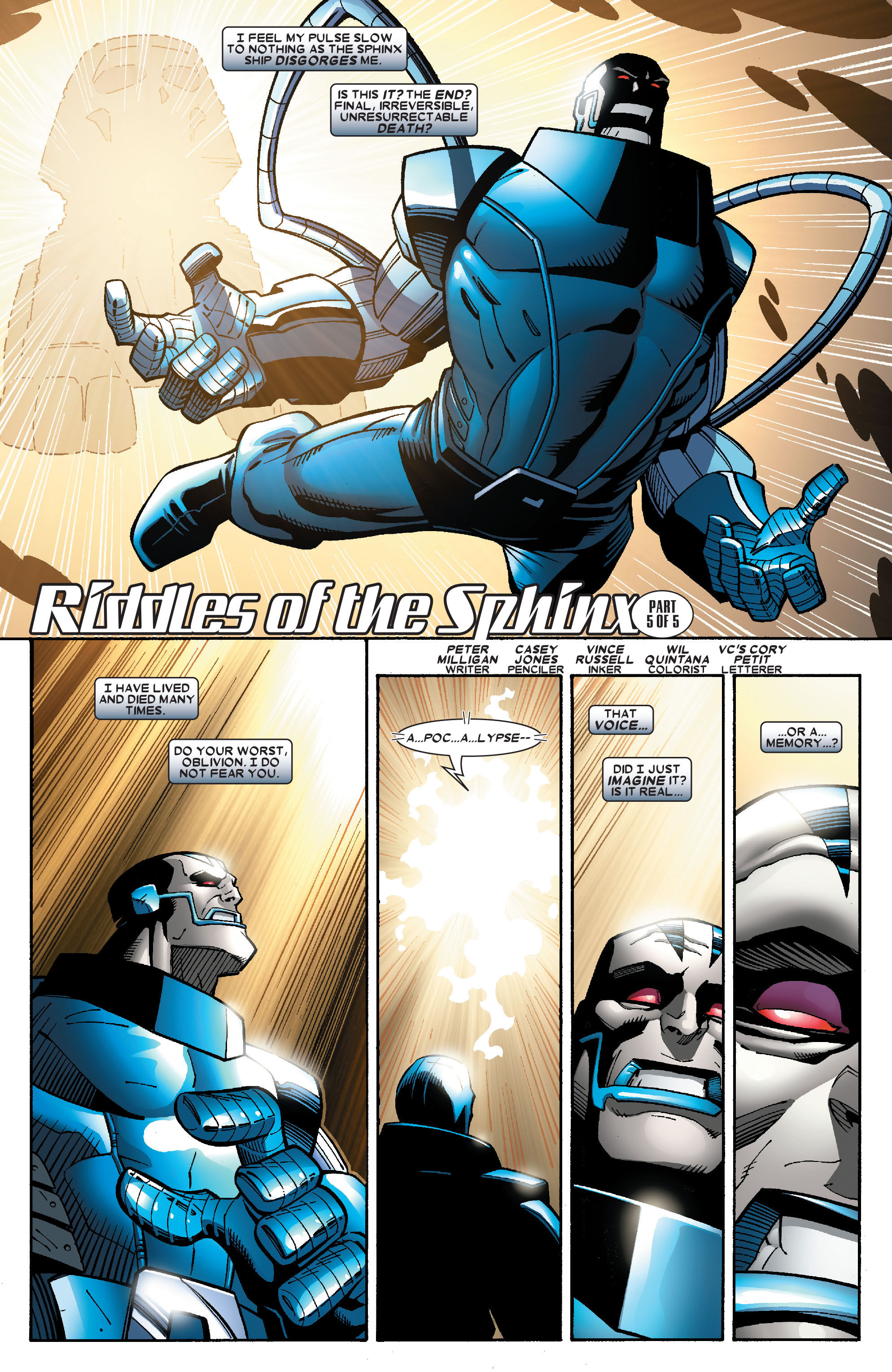 X-Men (1991) 186 Page 23