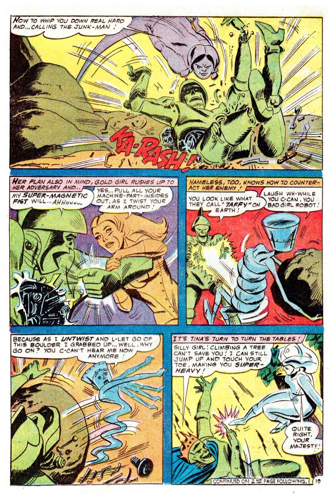Metal Men (1963) issue 32 - Page 24