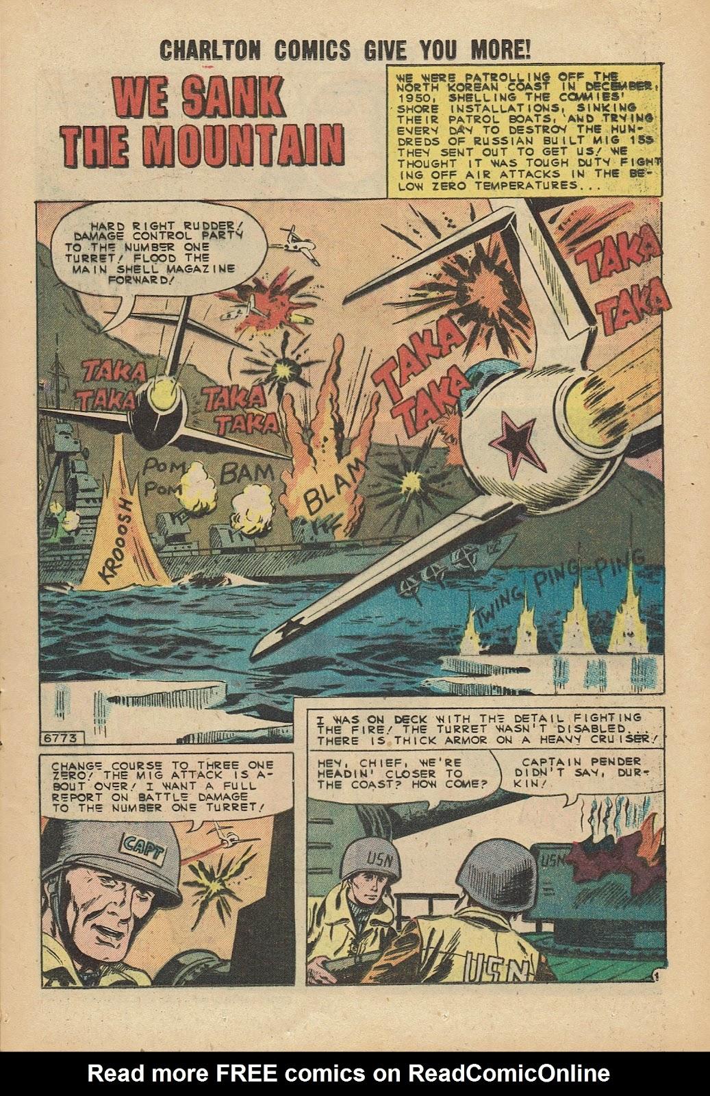 Read online Fightin' Navy comic -  Issue #96 - 13
