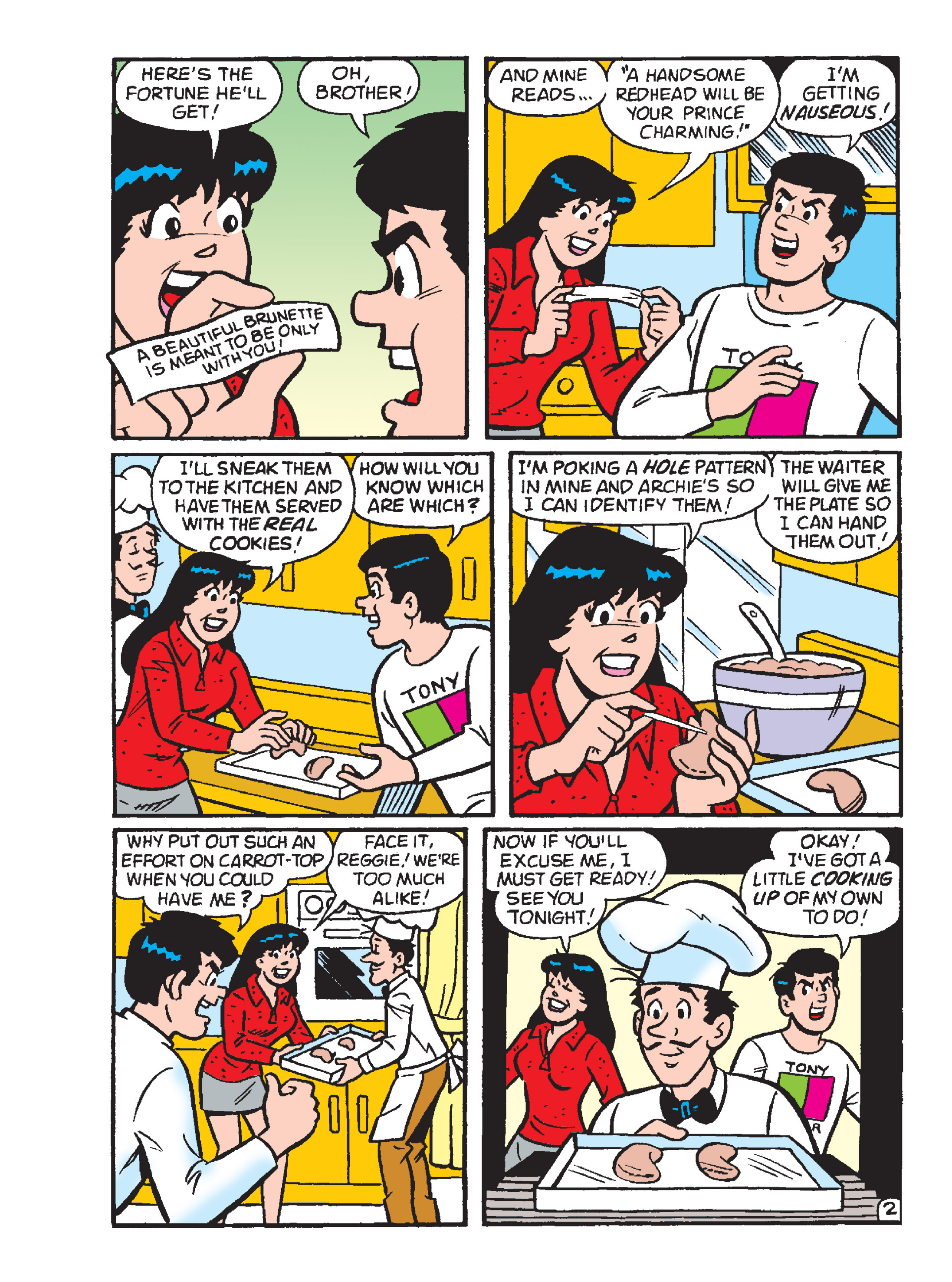 Read online Archie 1000 Page Comics Blowout! comic -  Issue # TPB (Part 2) - 138