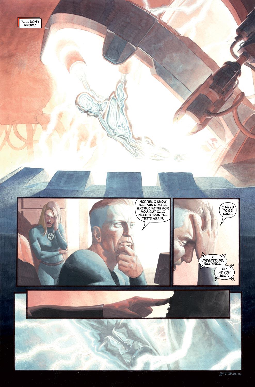 Read online Silver Surfer: Requiem comic -  Issue #1 - 11