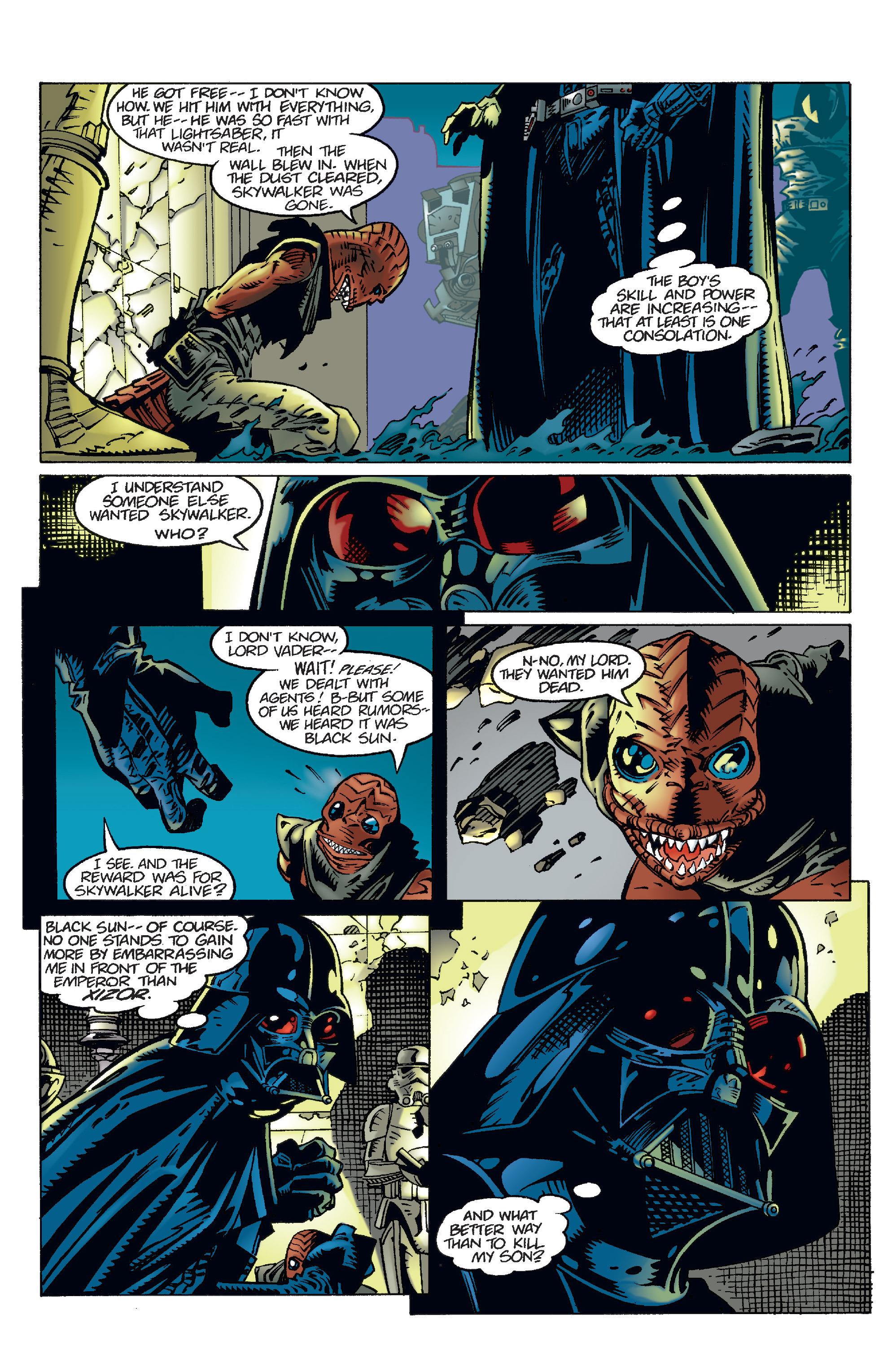 Read online Star Wars Omnibus comic -  Issue # Vol. 11 - 117