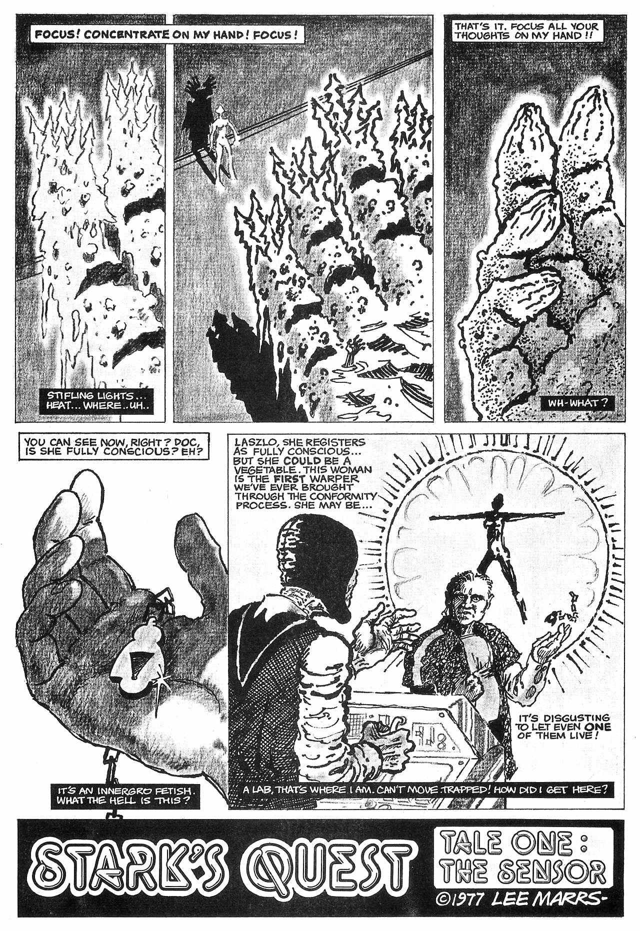 Read online Star*Reach comic -  Issue #11 - 20
