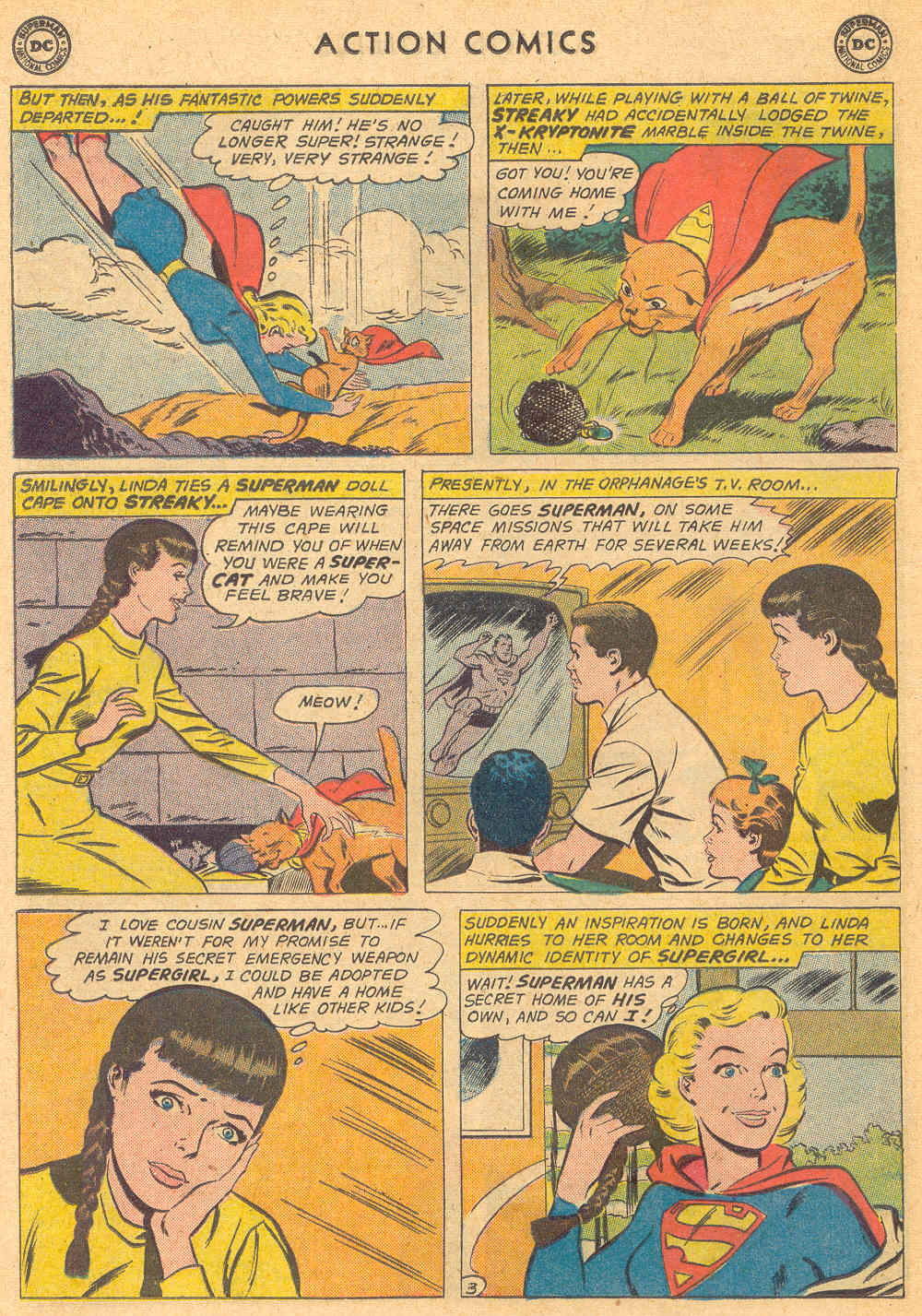 Read online Action Comics (1938) comic -  Issue #271 - 22