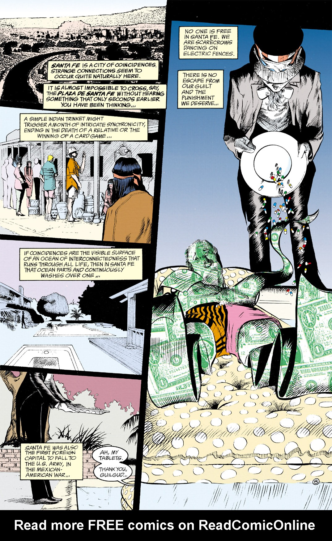 Read online Shade, the Changing Man comic -  Issue #12 - 9