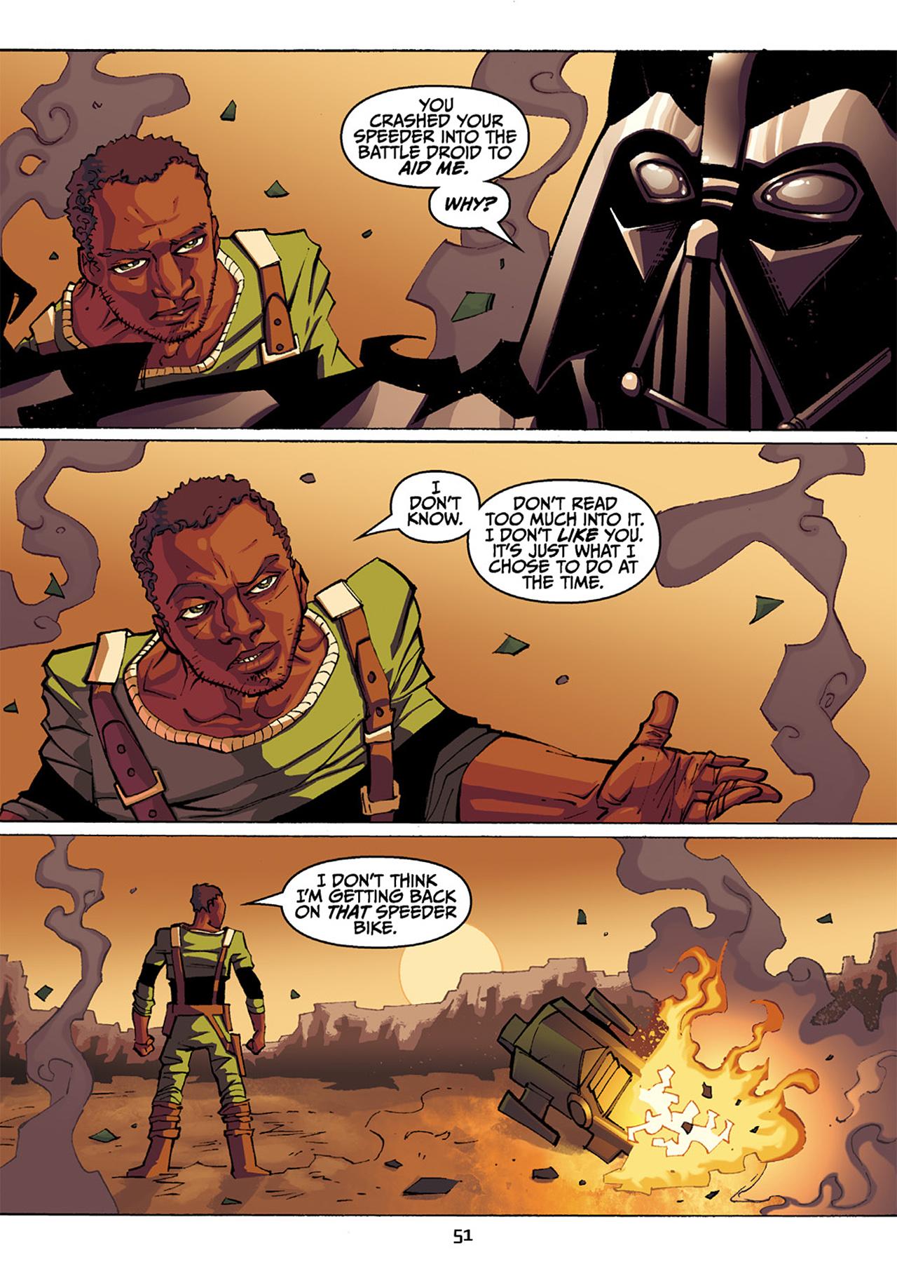 Read online Star Wars Omnibus comic -  Issue # Vol. 33 - 290