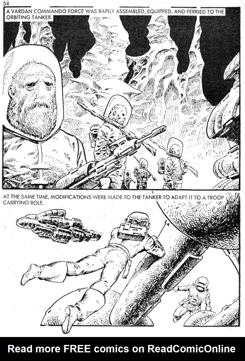 Starblazer issue 87 - Page 54