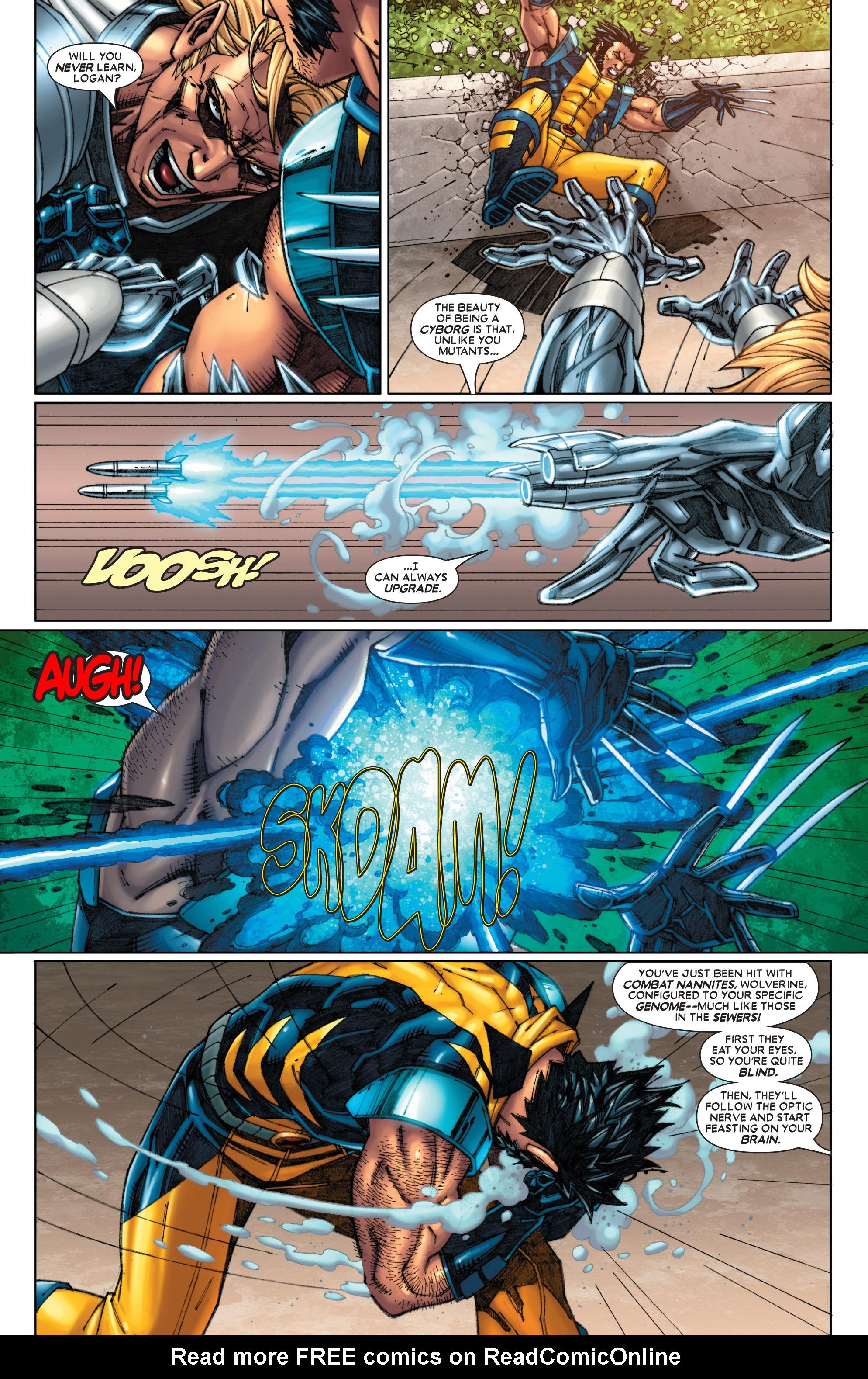 Read online Uncanny X-Men (1963) comic -  Issue #454 - 13