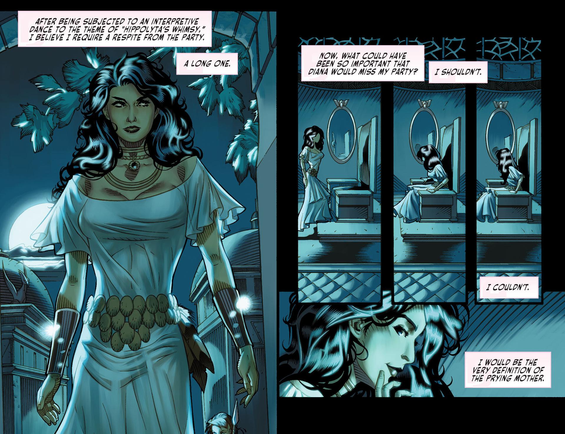 Read online Sensation Comics Featuring Wonder Woman comic -  Issue #13 - 3