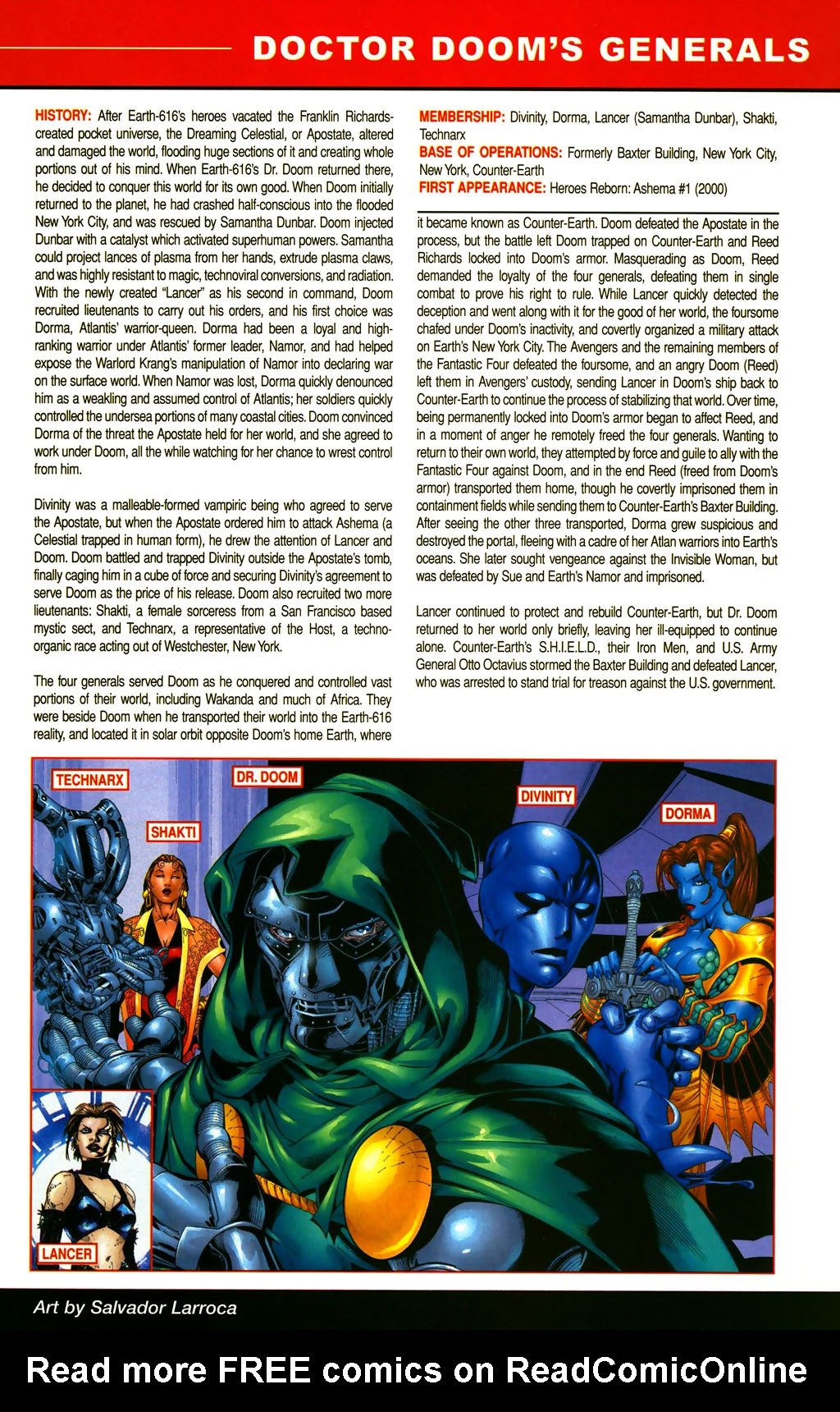 Read online All-New Official Handbook of the Marvel Universe A to Z comic -  Issue #3 - 55
