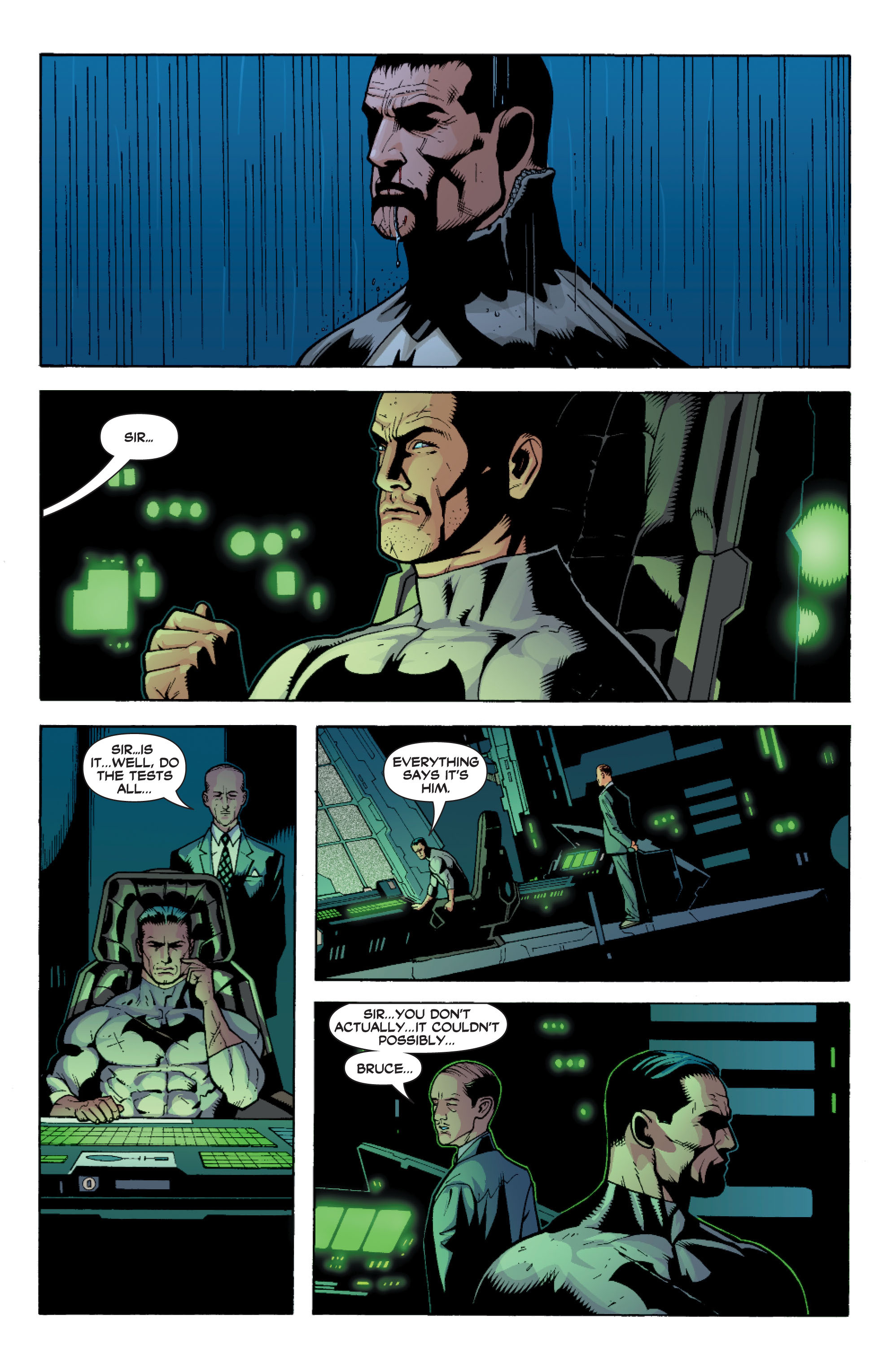 Read online Batman: Under The Red Hood comic -  Issue # Full - 172