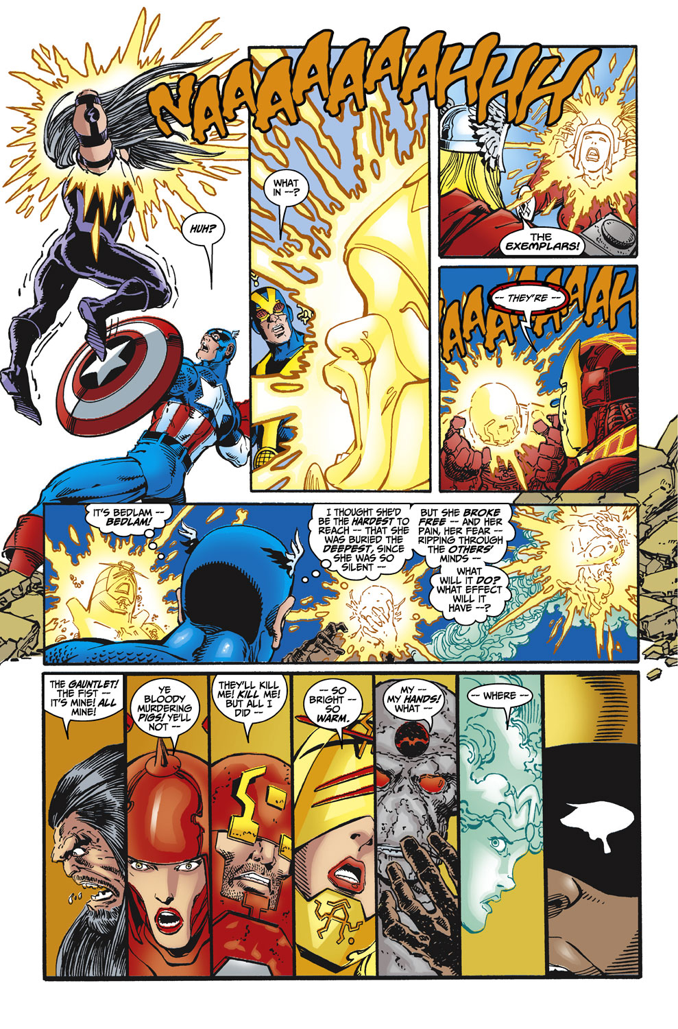 Read online Avengers (1998) comic -  Issue #25 - 34