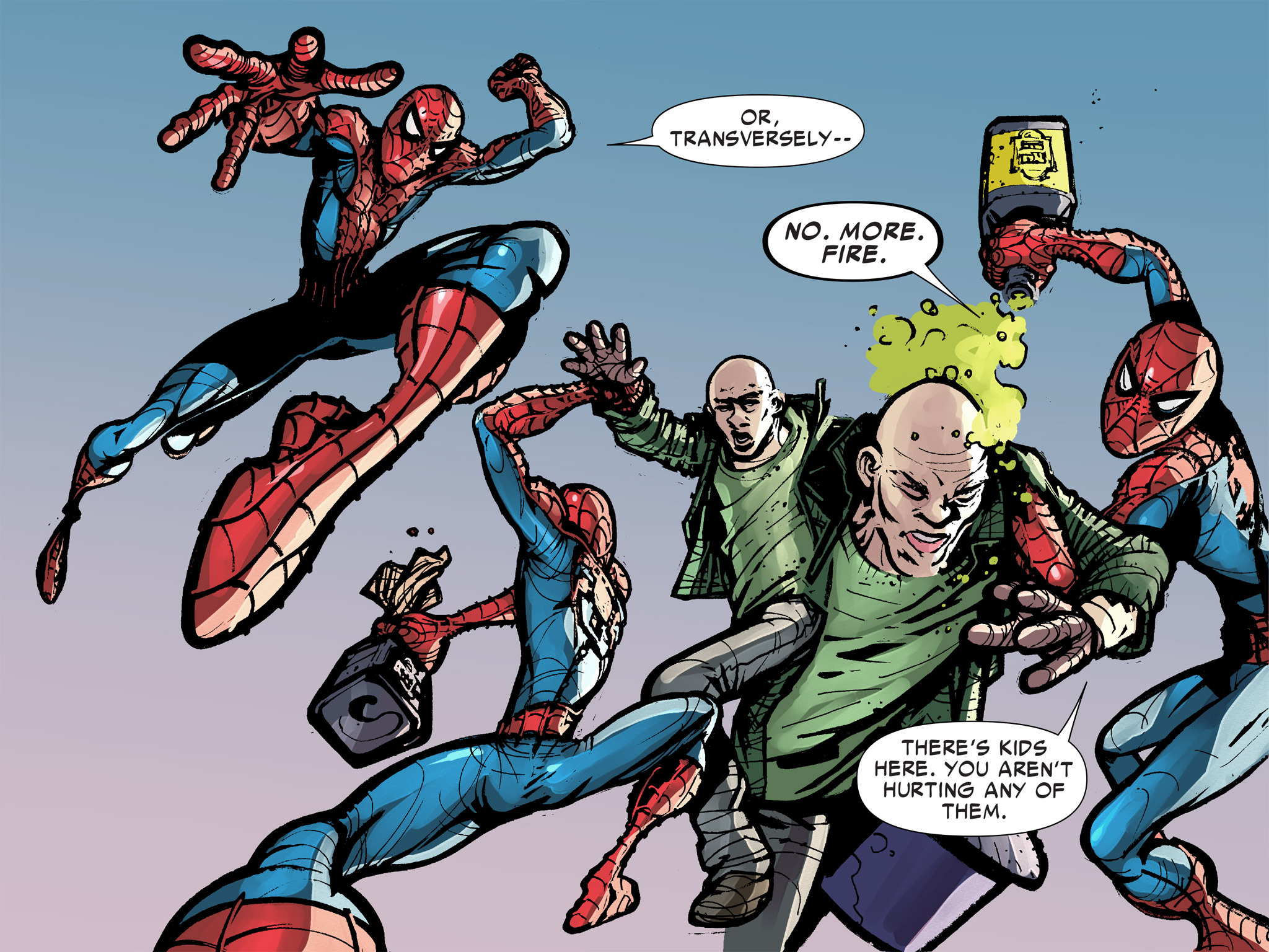 Read online Amazing Spider-Man: Who Am I? comic -  Issue # Full (Part 3) - 56