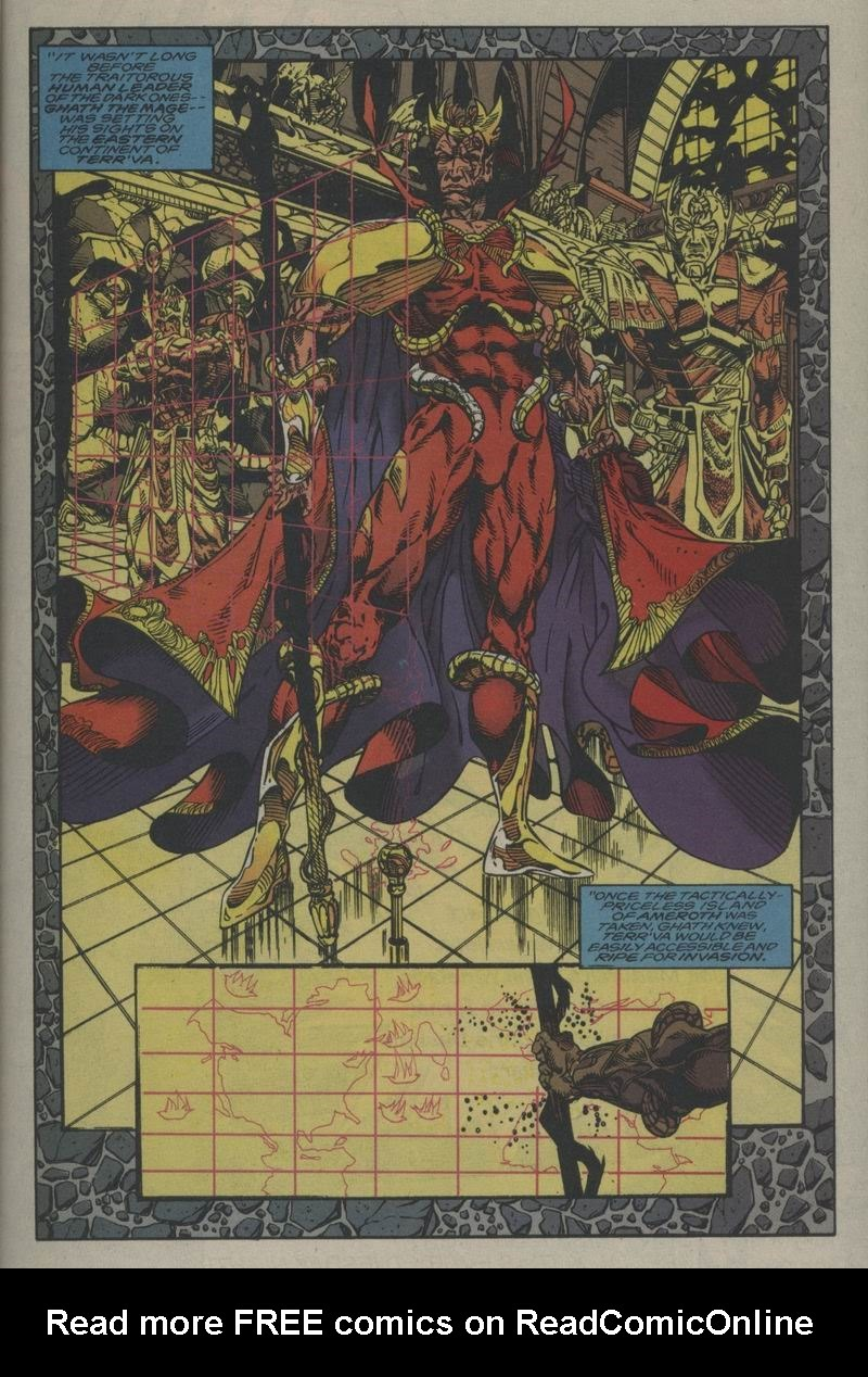 Excalibur (1988) issue Annual 1 - Page 18