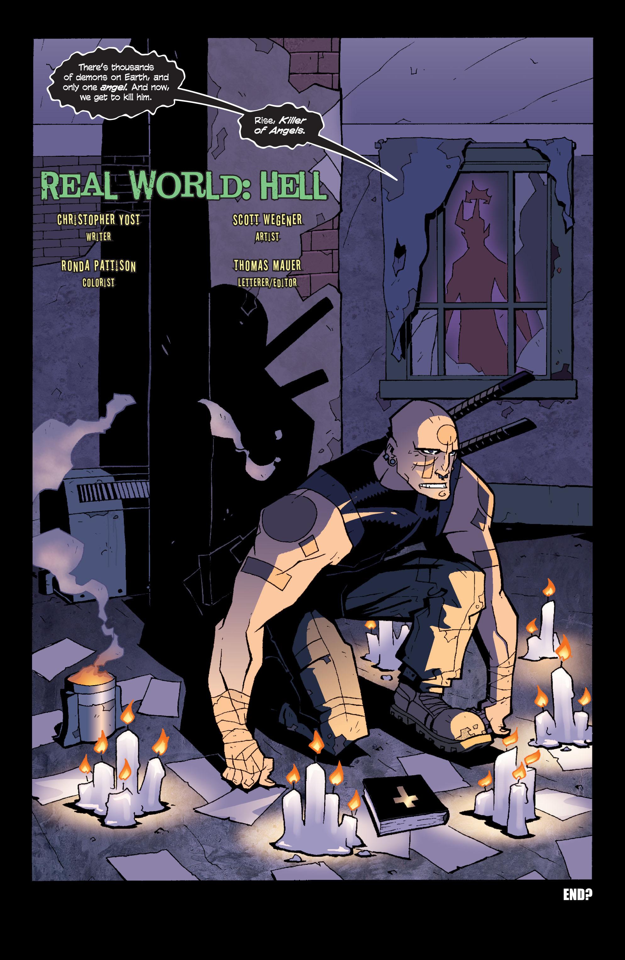 Read online Killer Of Demons comic -  Issue #3 - 32