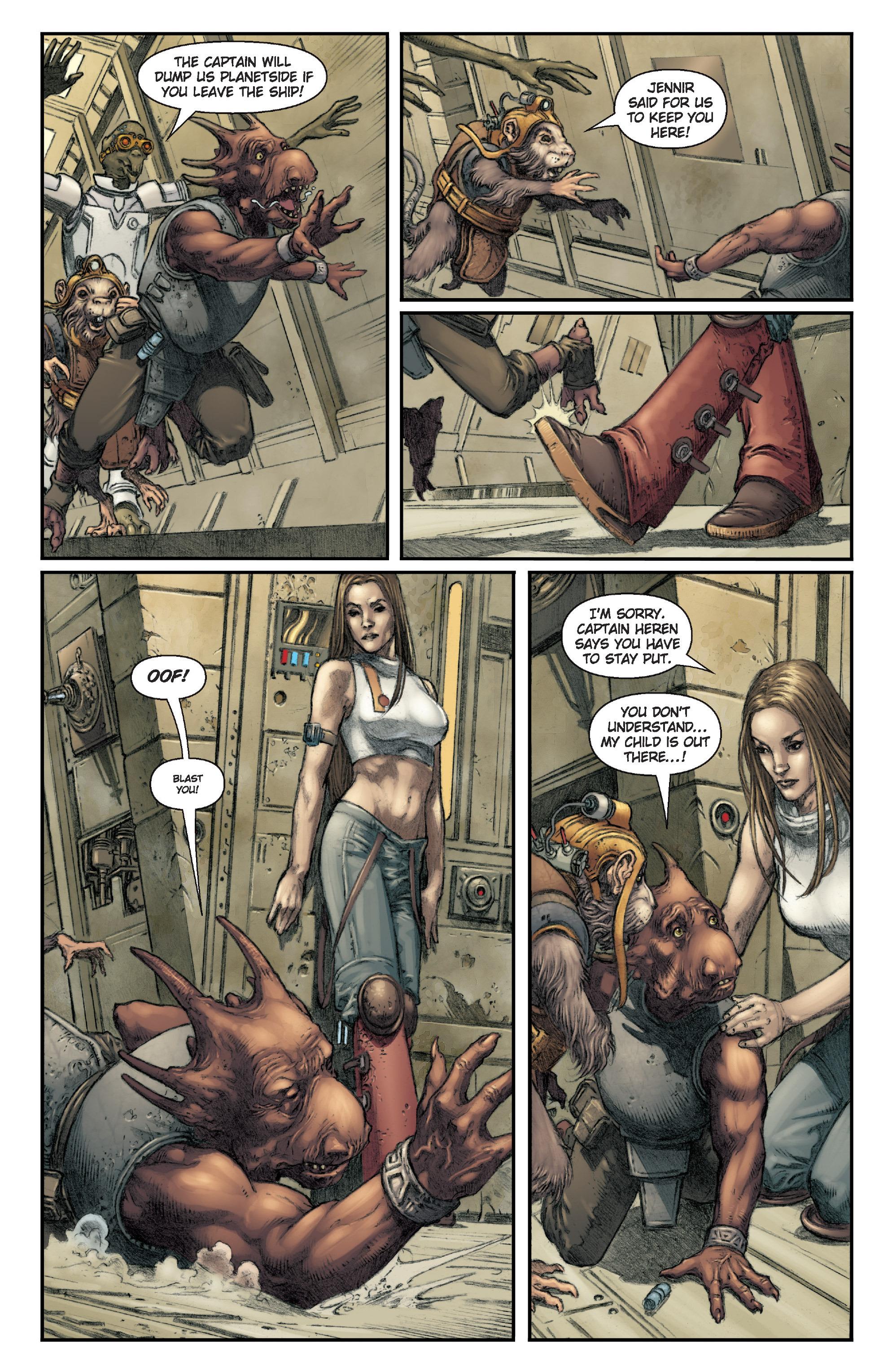 Read online Star Wars Omnibus comic -  Issue # Vol. 31 - 128