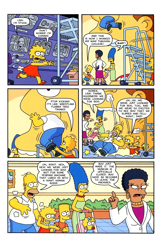 Read online Simpsons Comics comic -  Issue #234 - 14