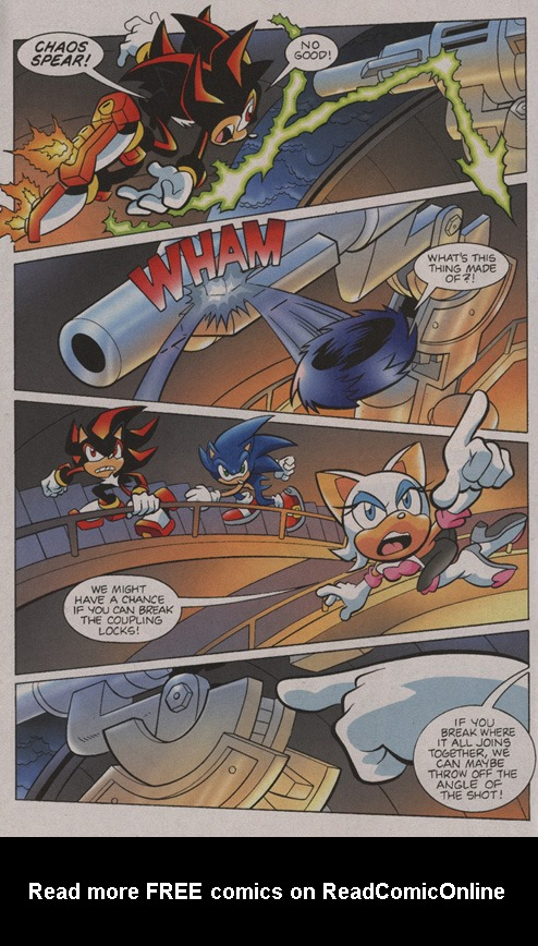 Read online Sonic Universe comic -  Issue #2 - 15