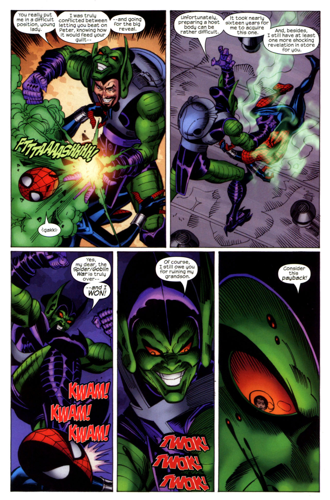 Read online Amazing Spider-Girl comic -  Issue #28 - 18