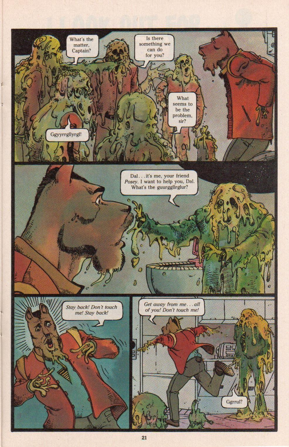 Read online Dalgoda comic -  Issue #7 - 23