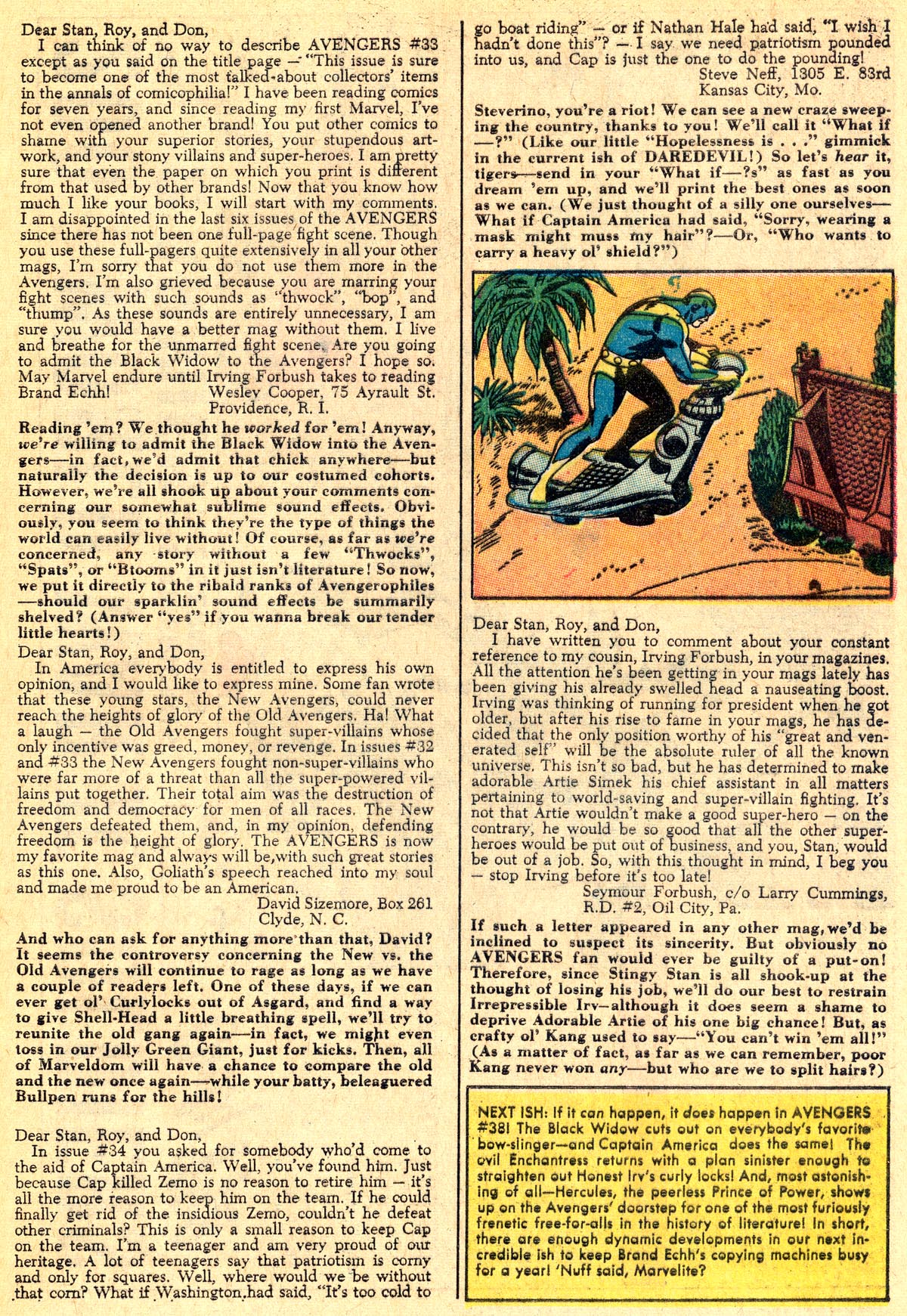 The Avengers (1963) 37 Page 32
