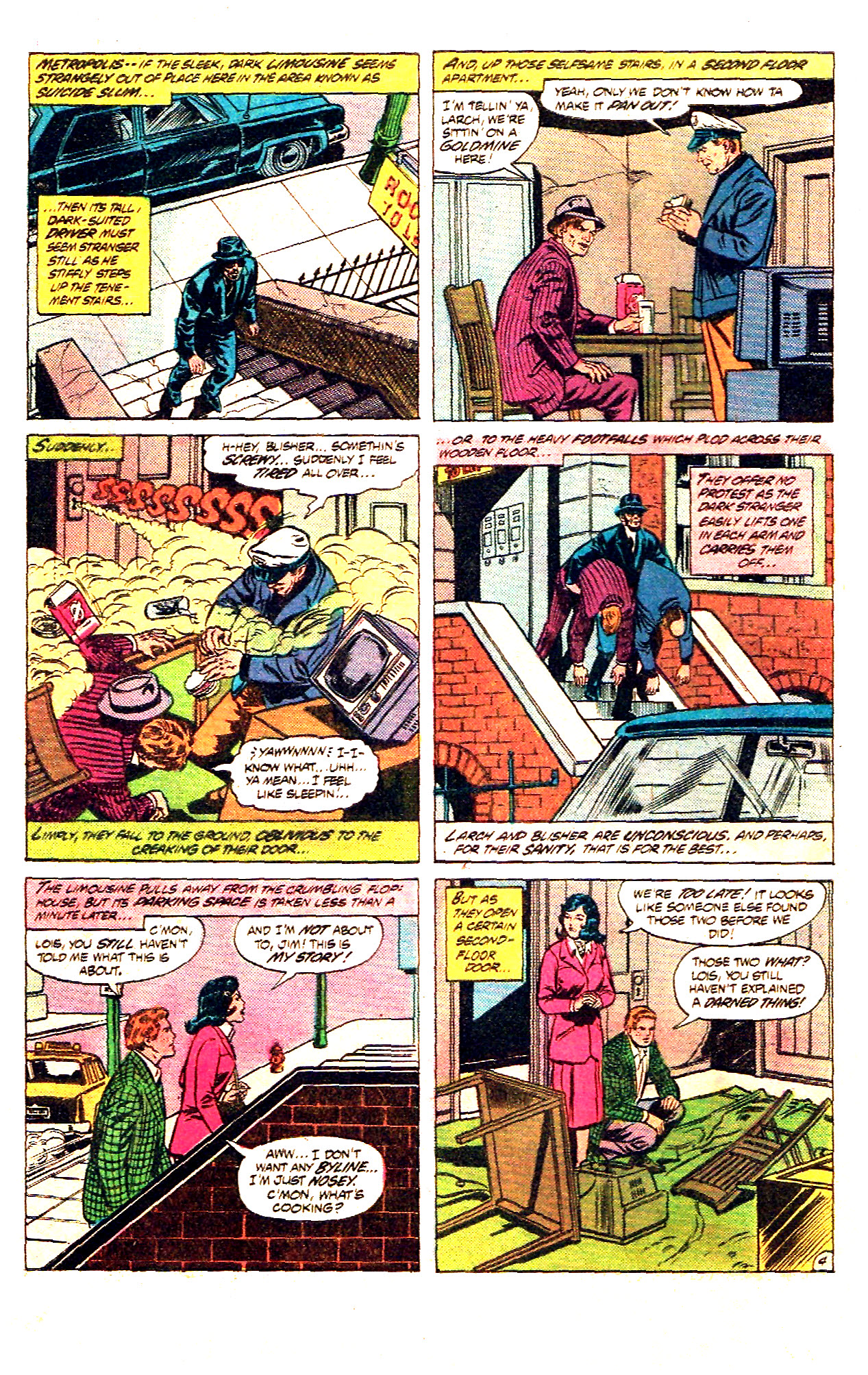 Read online Action Comics (1938) comic -  Issue #513 - 6