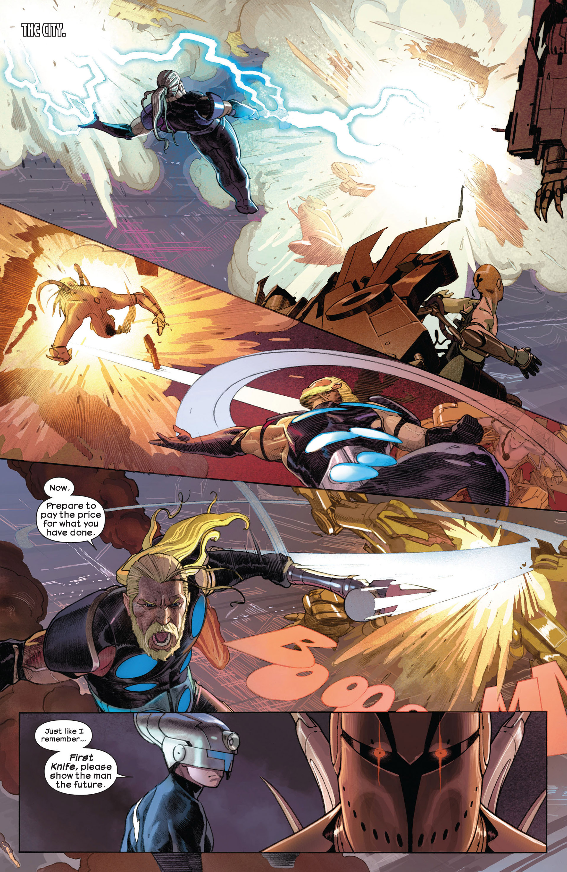 Read online Ultimate Comics Ultimates comic -  Issue #4 - 11