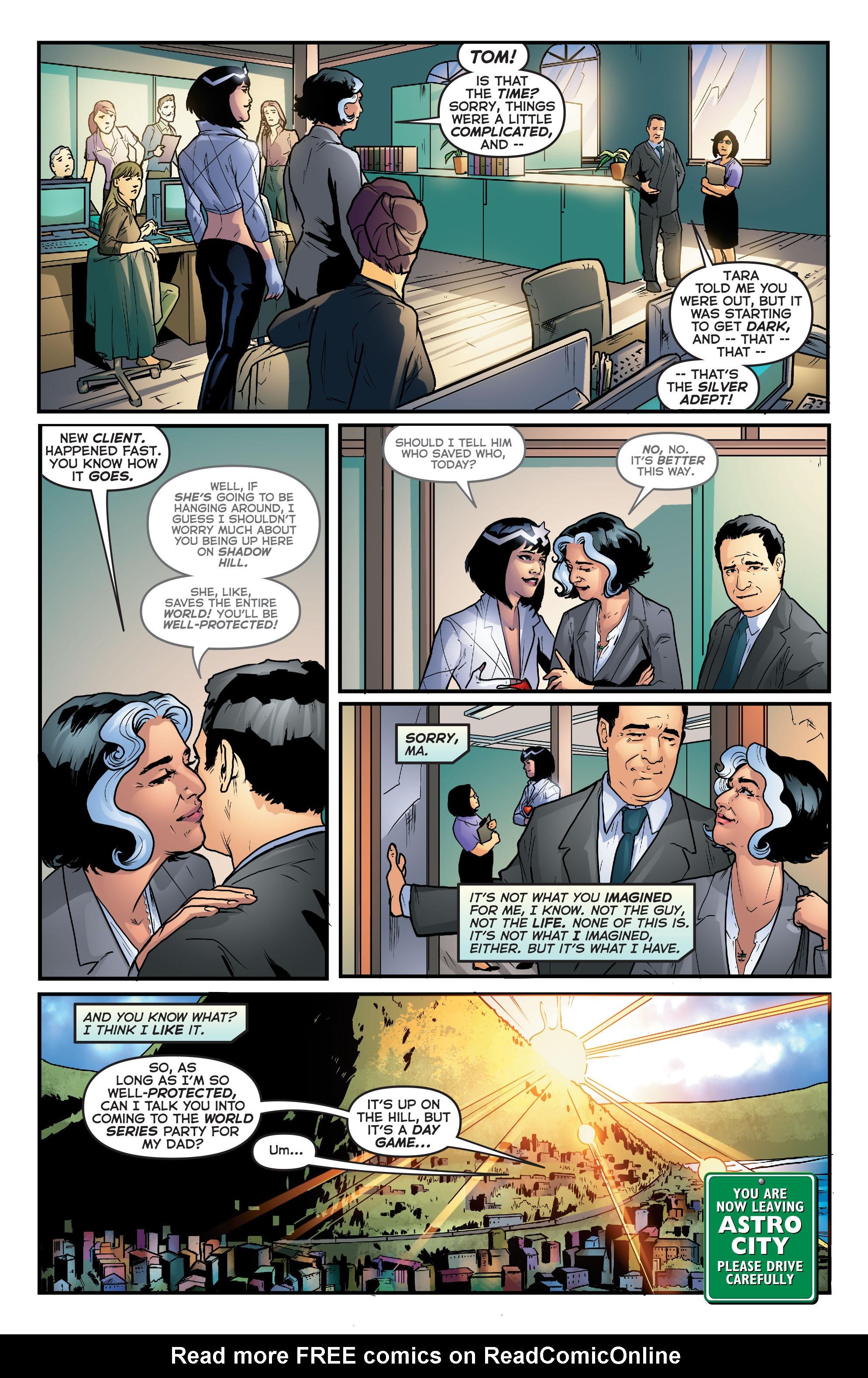 Read online Astro City comic -  Issue #40 - 25