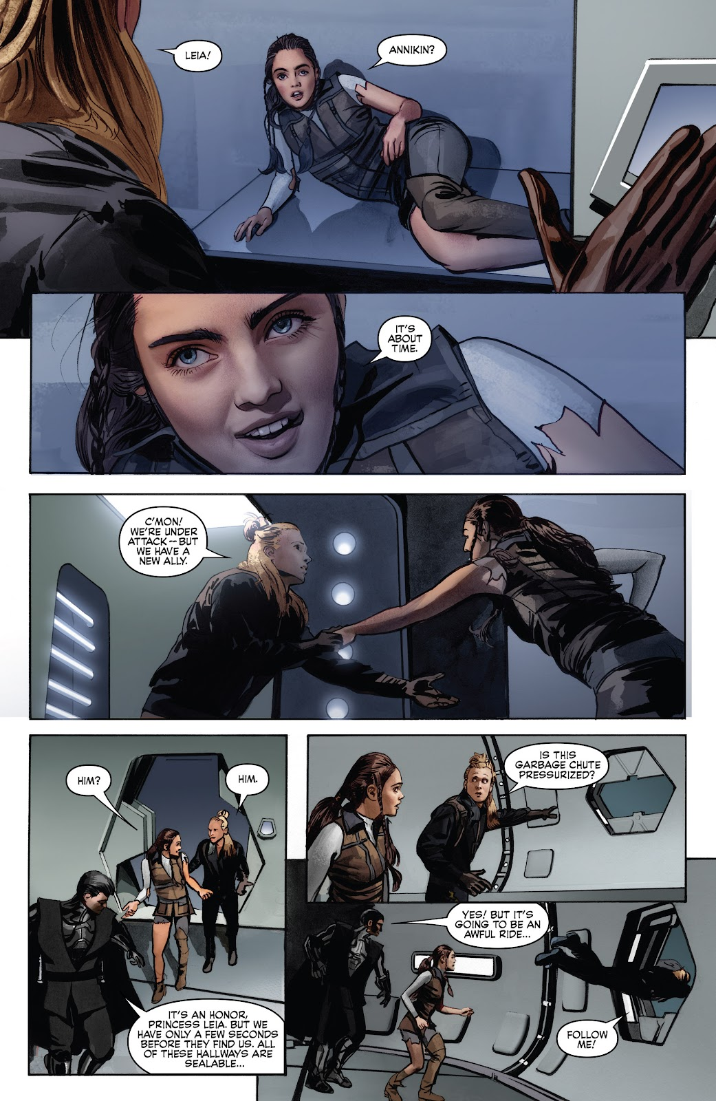 Read online Star Wars Legends: Infinities - Epic Collection comic -  Issue # TPB (Part 5) - 78